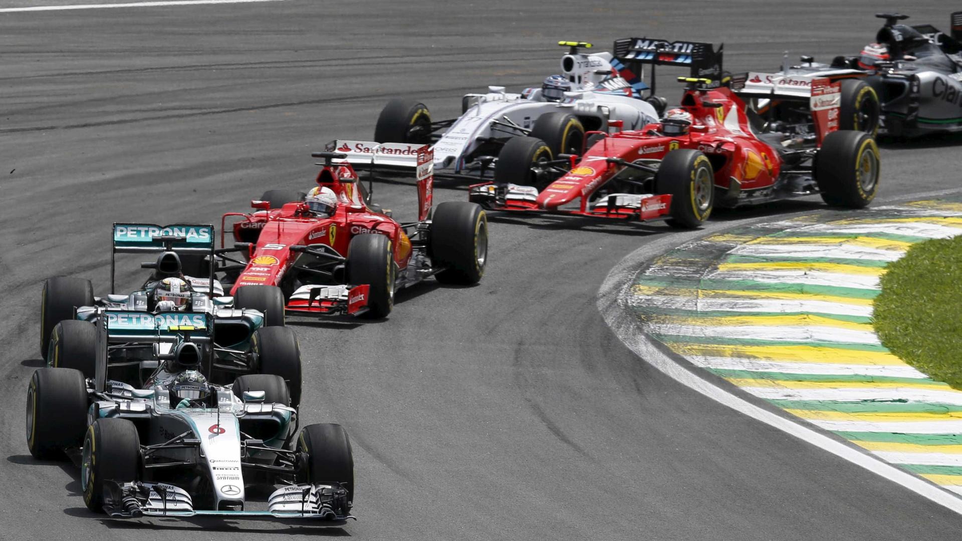 São Paulo faz planos para manter Fórmula 1 pelos próximos 20 anos