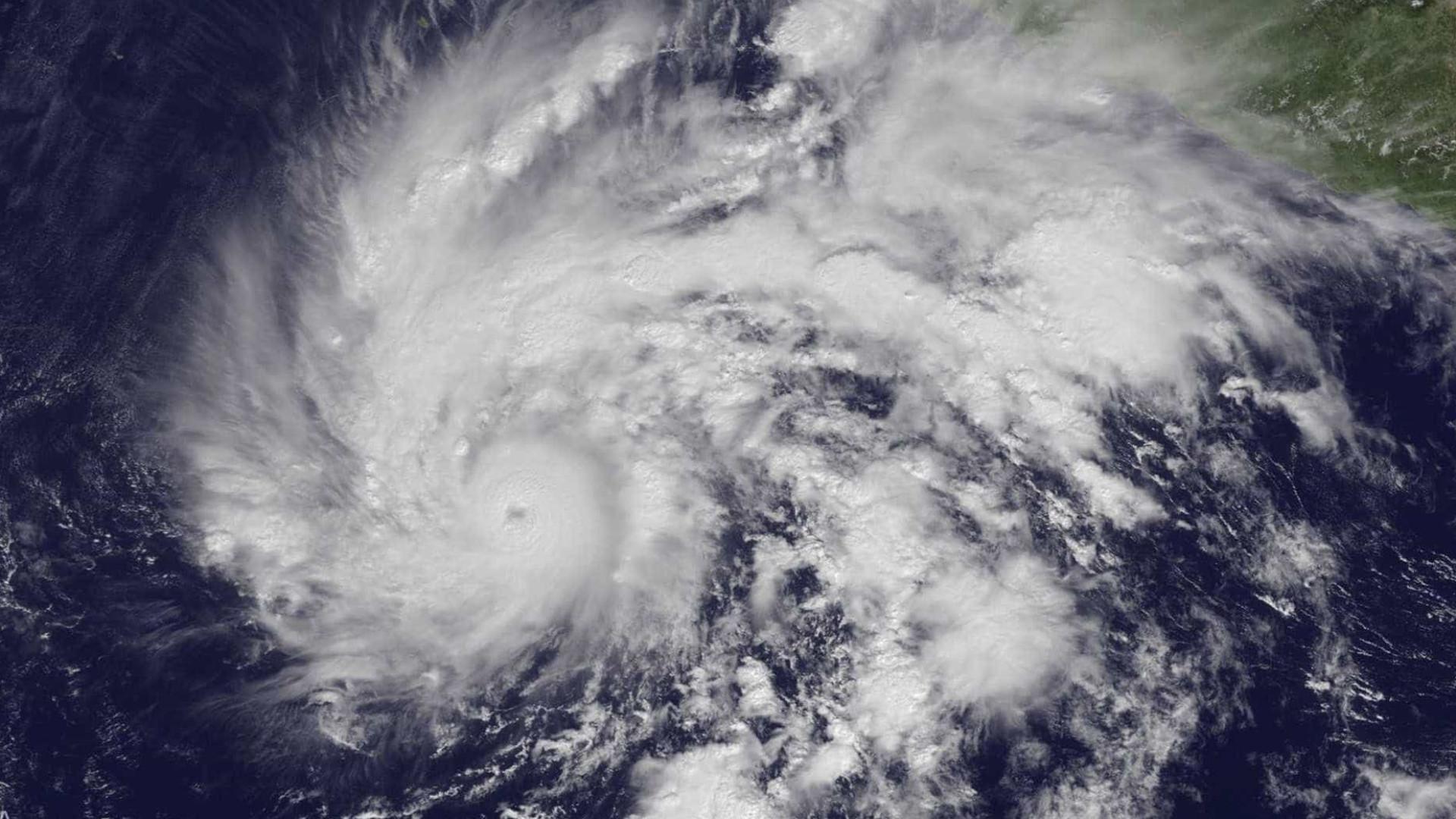 Furacão Bud se forma no Pacífico e deixa México em alerta
