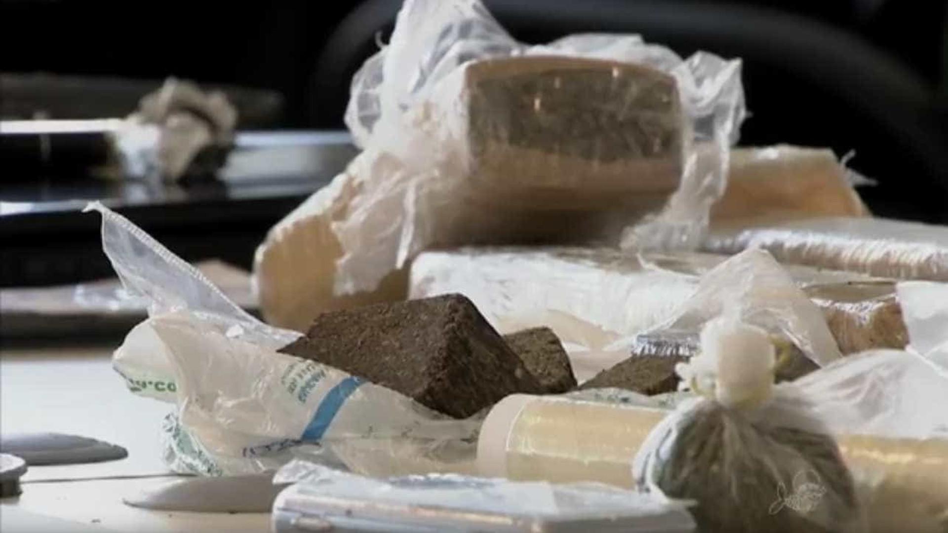 Operação busca prender 36 acusados de tráfico no norte do Rio