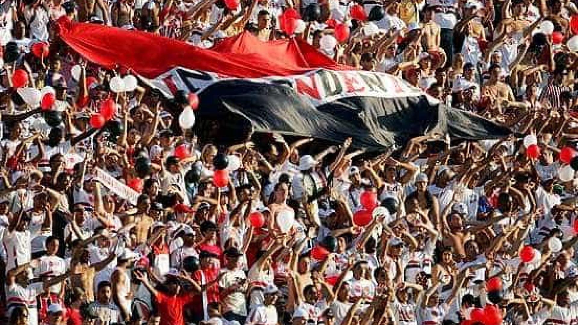 Torcida do São Paulo cria movimento no Twitter para saída do presidente