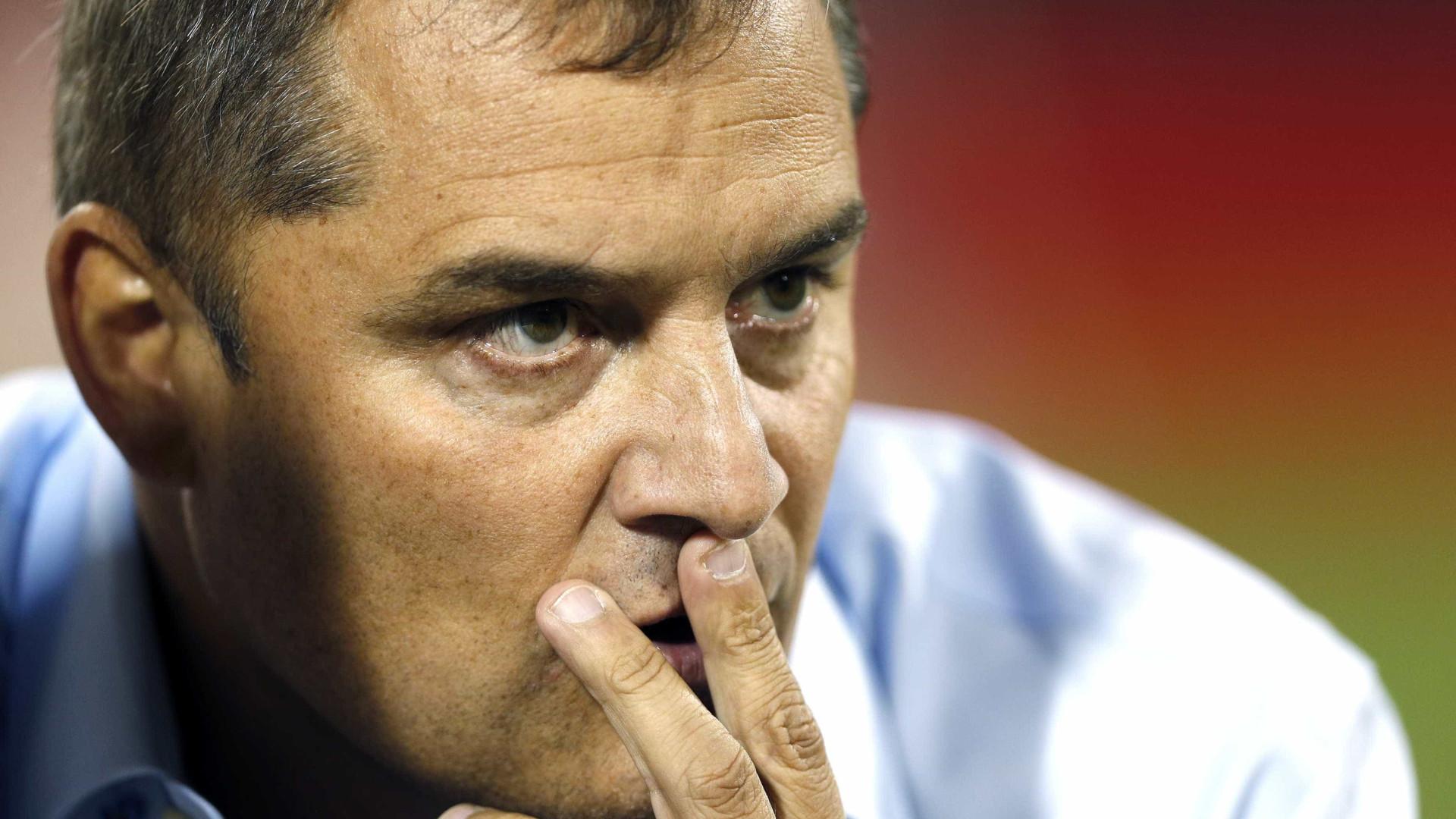 Aguirre confirma Atlético-MG com força máxima para encarar Tombense