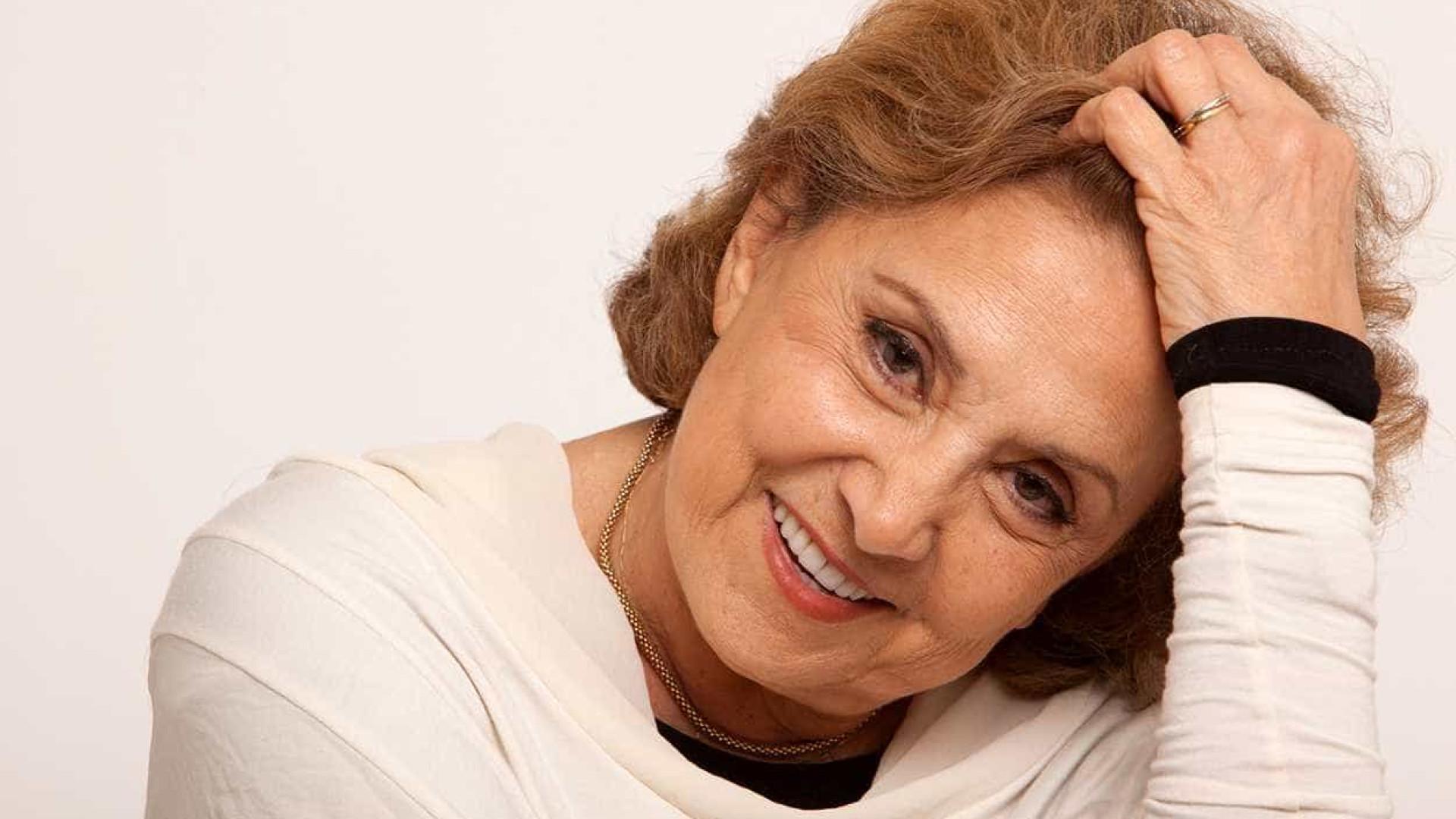 Eva Wilma está internada com pneumonia em São Paulo; Covid-19 foi descartada