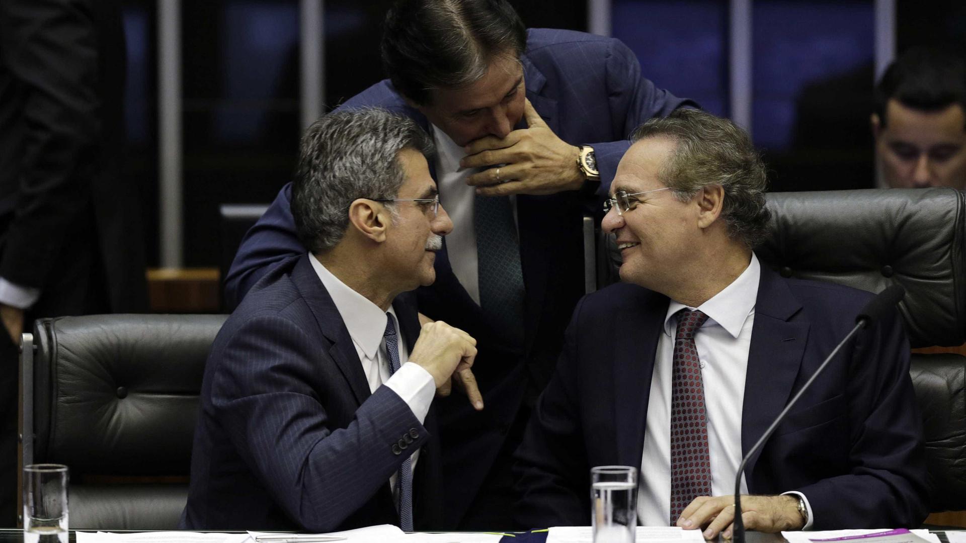 PMDB do Senado articula para tirar Temer da presidência do partido