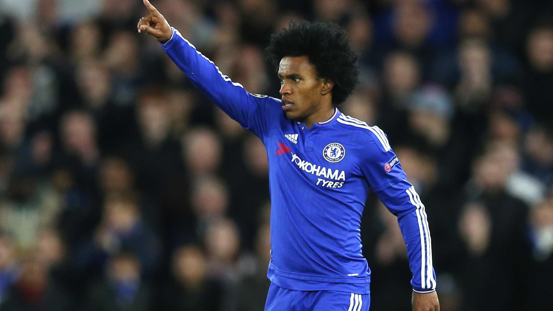 Willian marca dois e comanda goleada do Chelsea pela Copa da Inglaterra