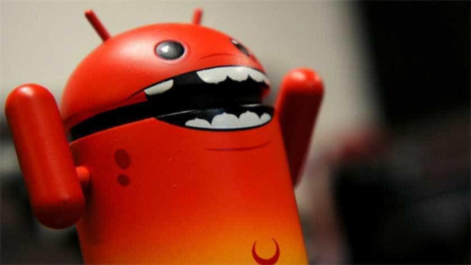 Conhecido vírus volta a 'infectar' loja de aplicativos do Google
