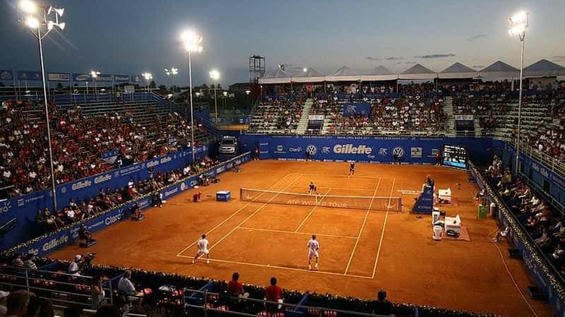 Fora da elite do tênis, Brasil Open tenta reinvenção mais modesta