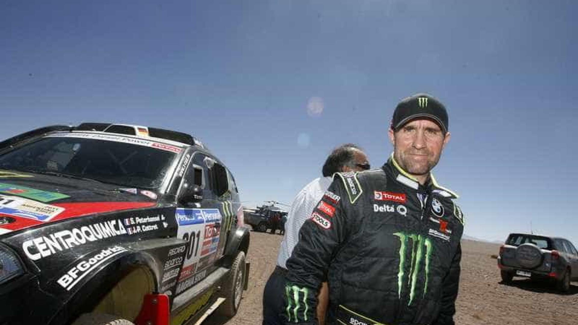 Peterhansel é campeão do Rally Dakar pela 14ª vez; argentino ganha nas motos