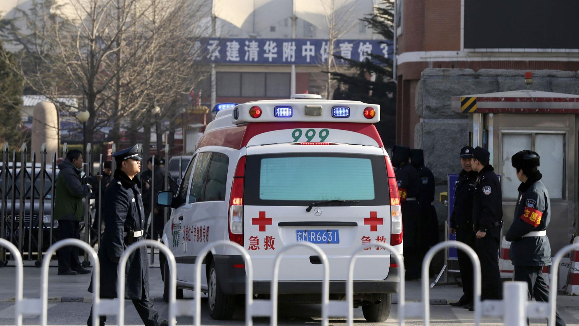 Explosão de gás num restaurante mata nove pessoas no leste da China
