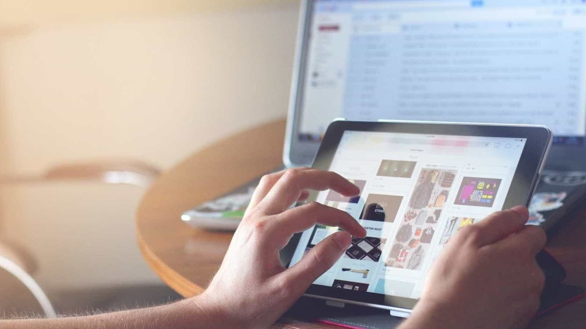 Pesquisas buscam levar controle da indústria 4.0 para celular e tablet