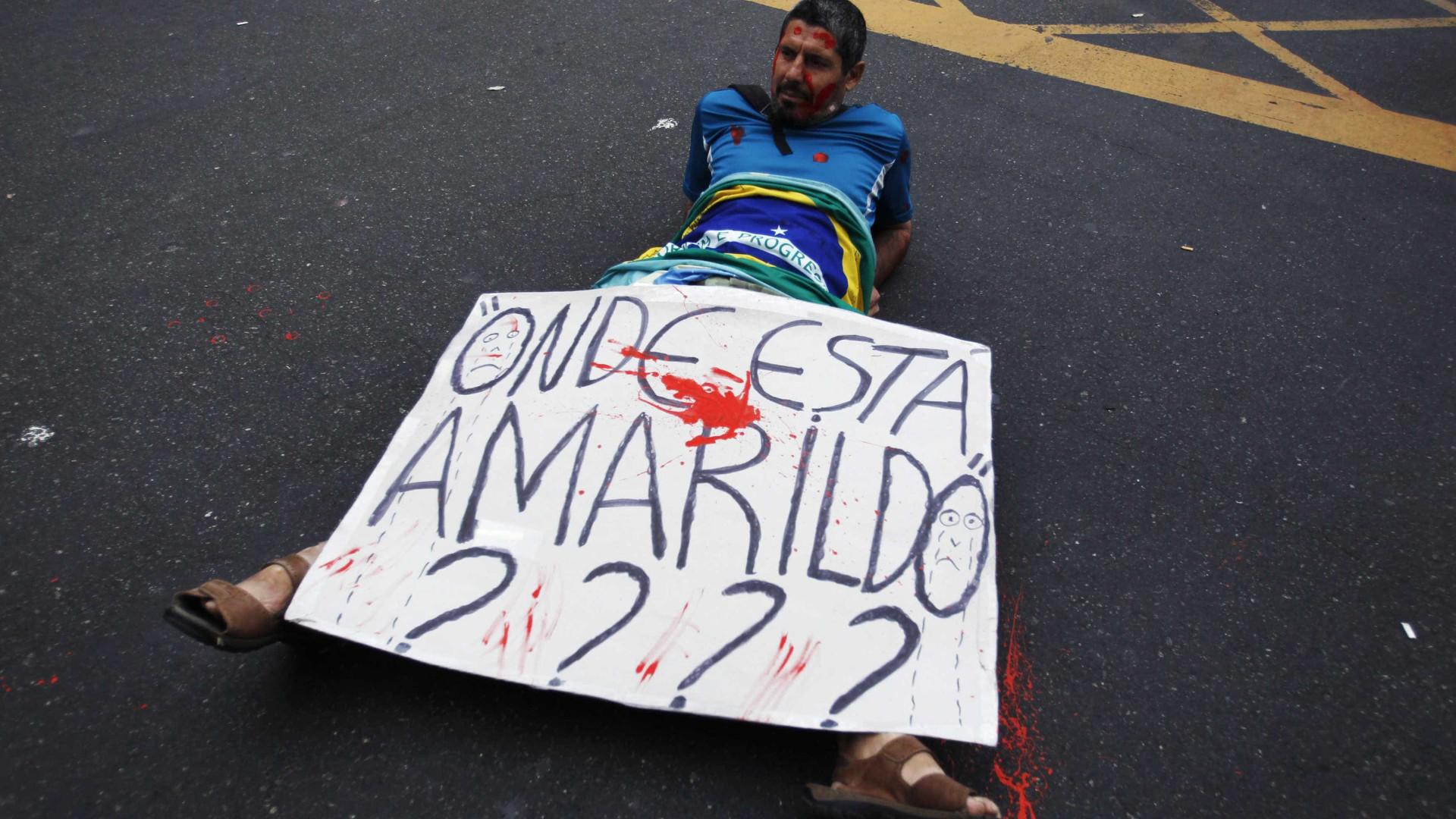 Justiça absolve policiais acusados de tortura e morte de Amarildo