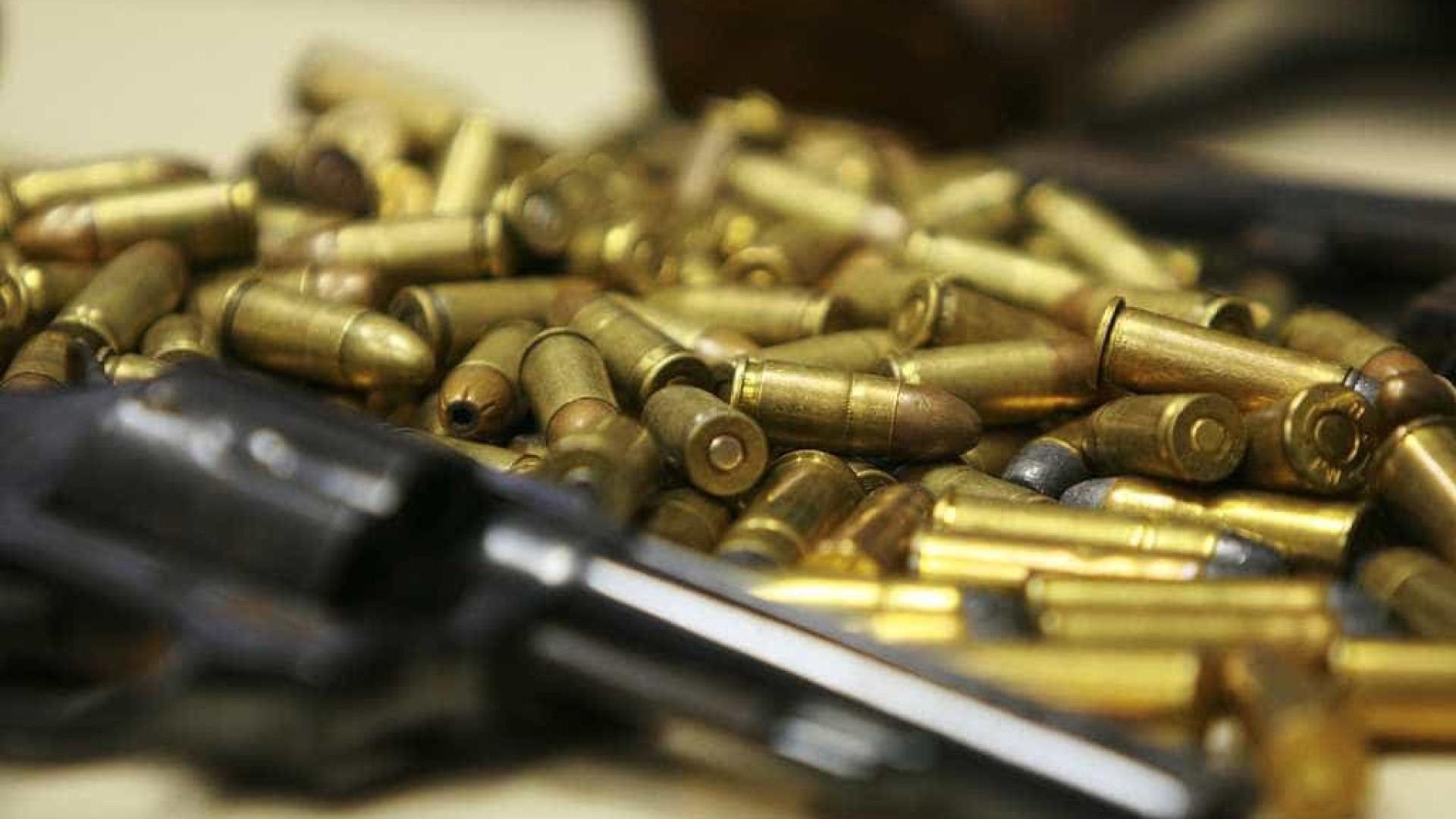 PM encontra fábrica clandestina de munições na zona leste de SP