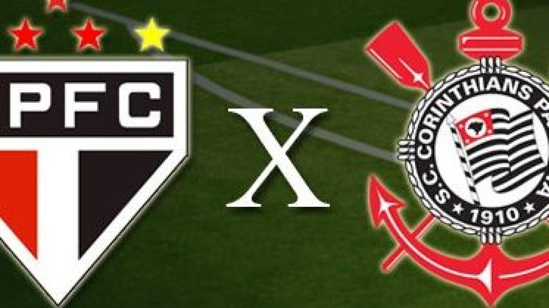 Final põe à prova experiência do Corinthians e juventude do São Paulo