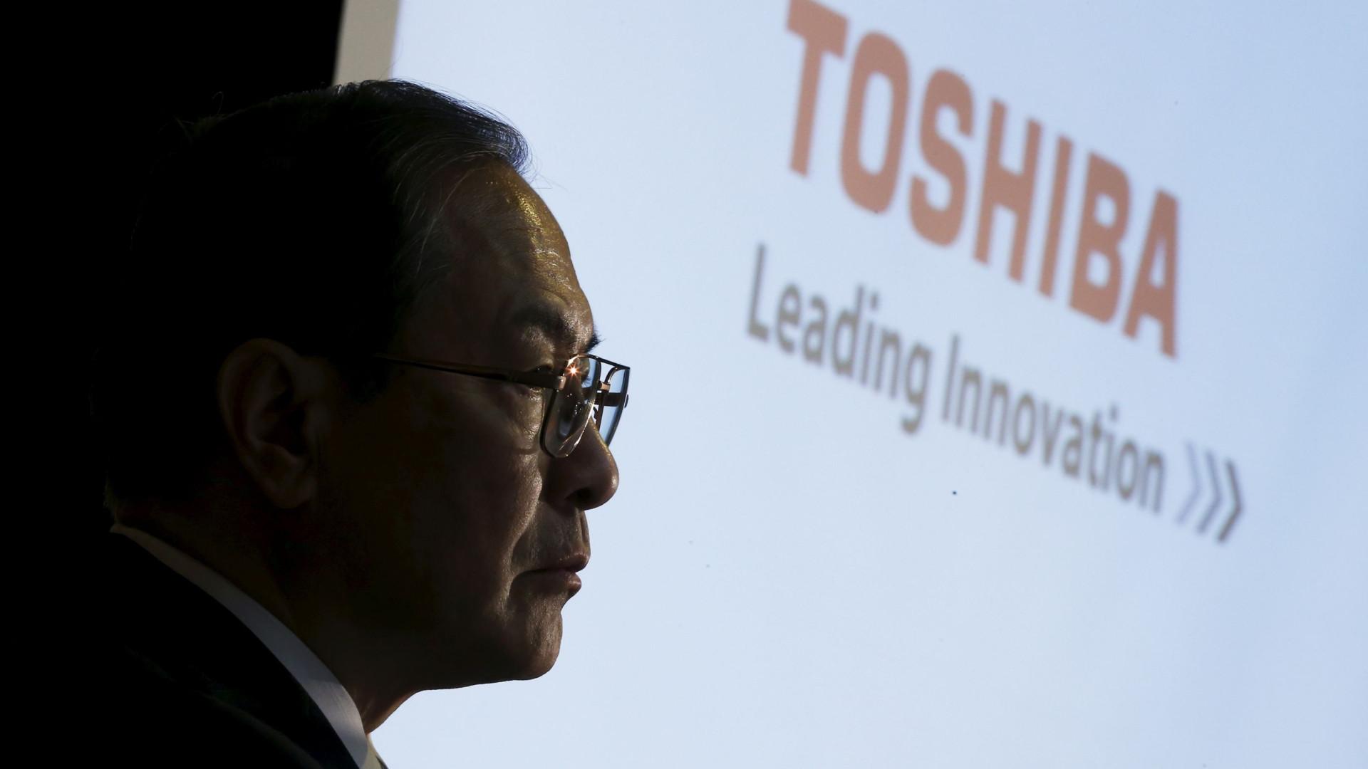 Toshiba confirma ter recebido proposta de aquisição