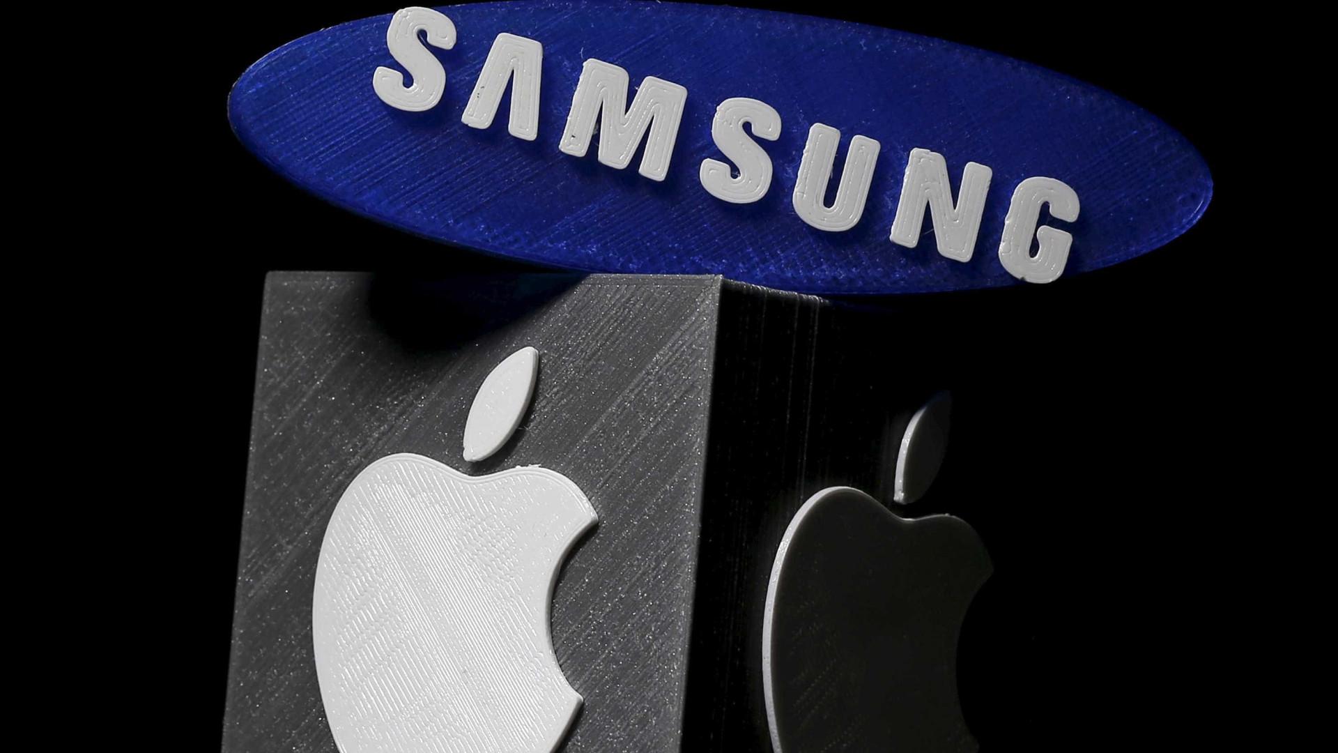 Samsung e Apple dominam lista dos smartphones mais vendidos de 2019