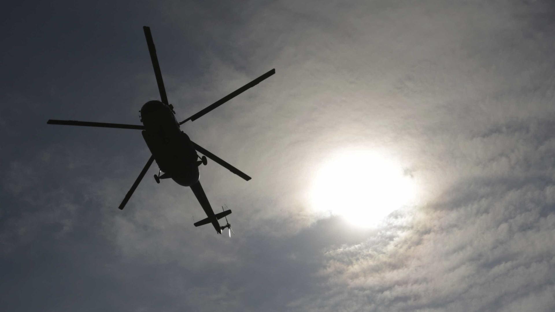 Queda de helicóptero mata seis pessoas em São Paulo