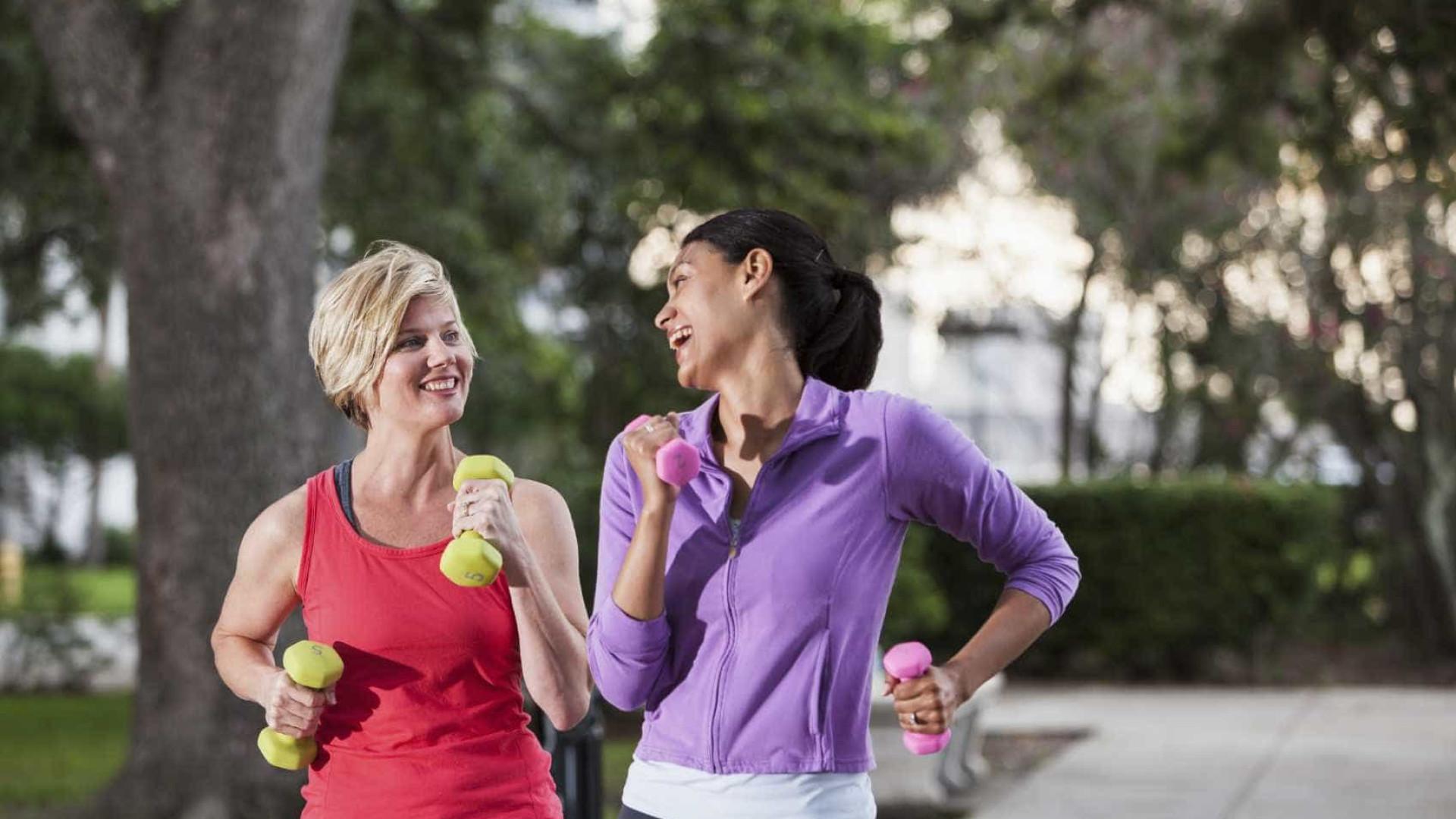 Corrida ou musculação. Qual o melhor para o cérebro?