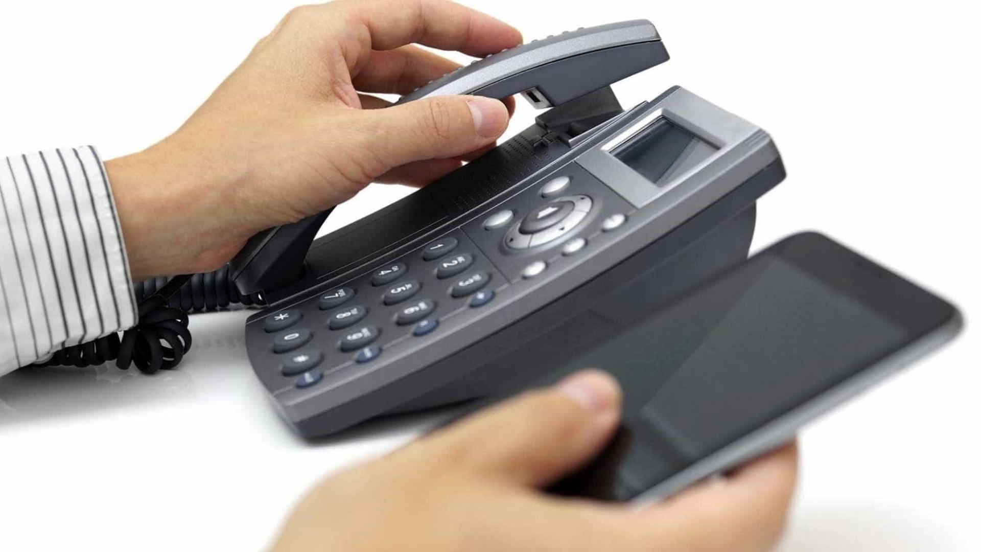 Governo espera economizar 46% em gastos com telefonia