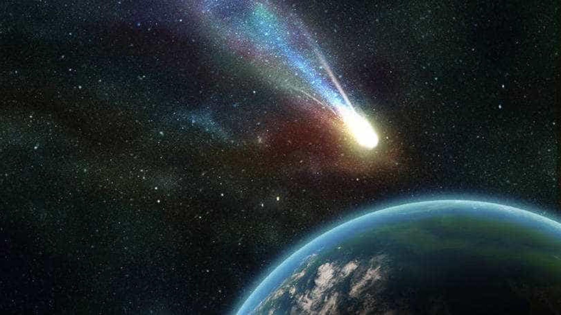 Cometa passará perto da Terra e pintará céu de verde