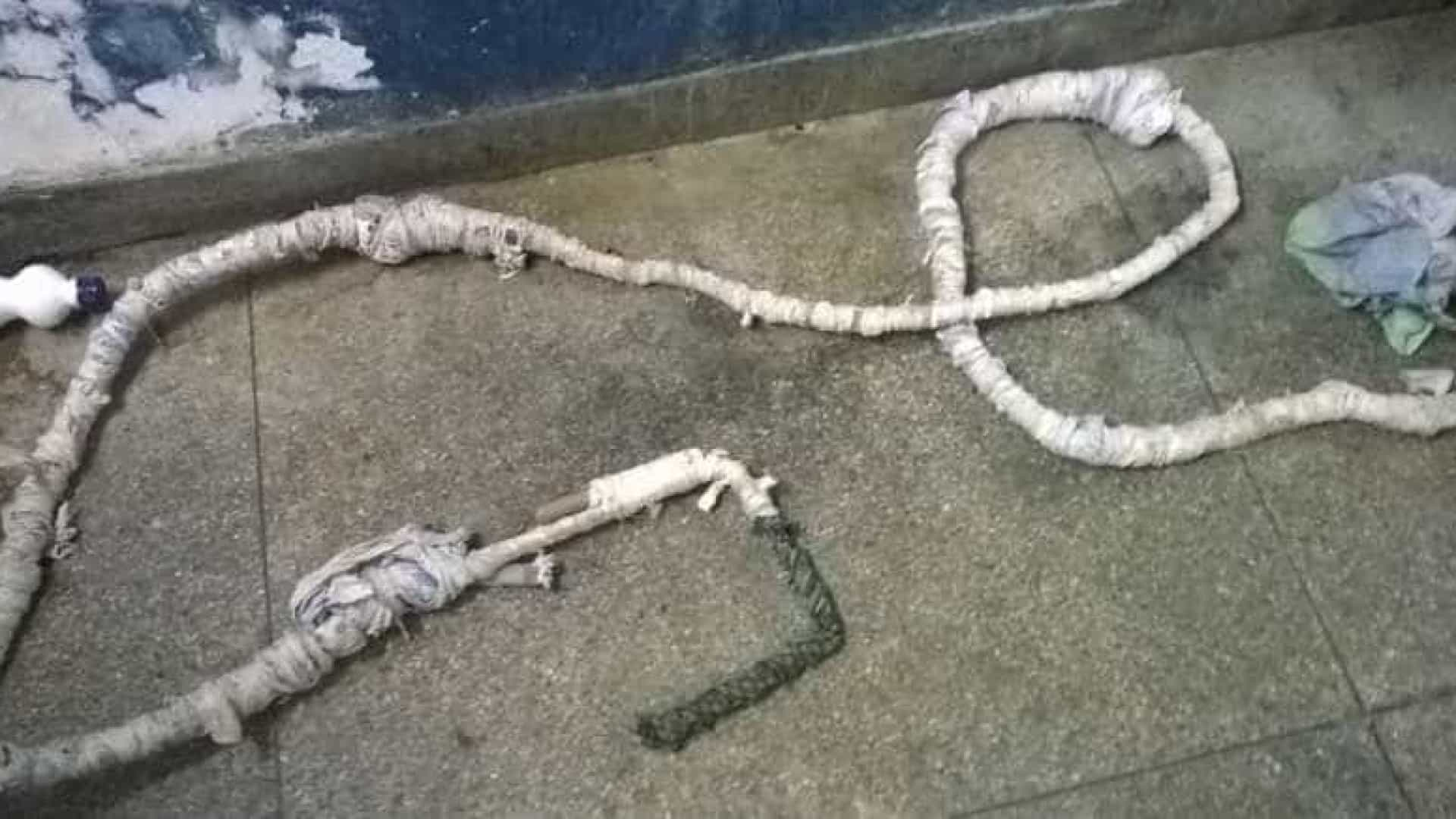Boa Vista: adolescente é achado morto com mão e pescoço amarrados