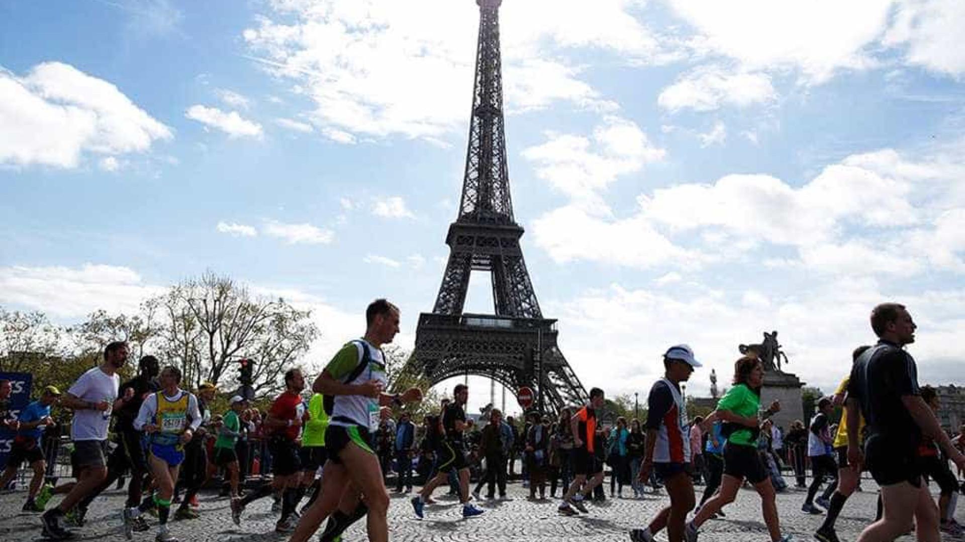 Maratona de Paris é cancelada com novo surto da covid-19 no país
