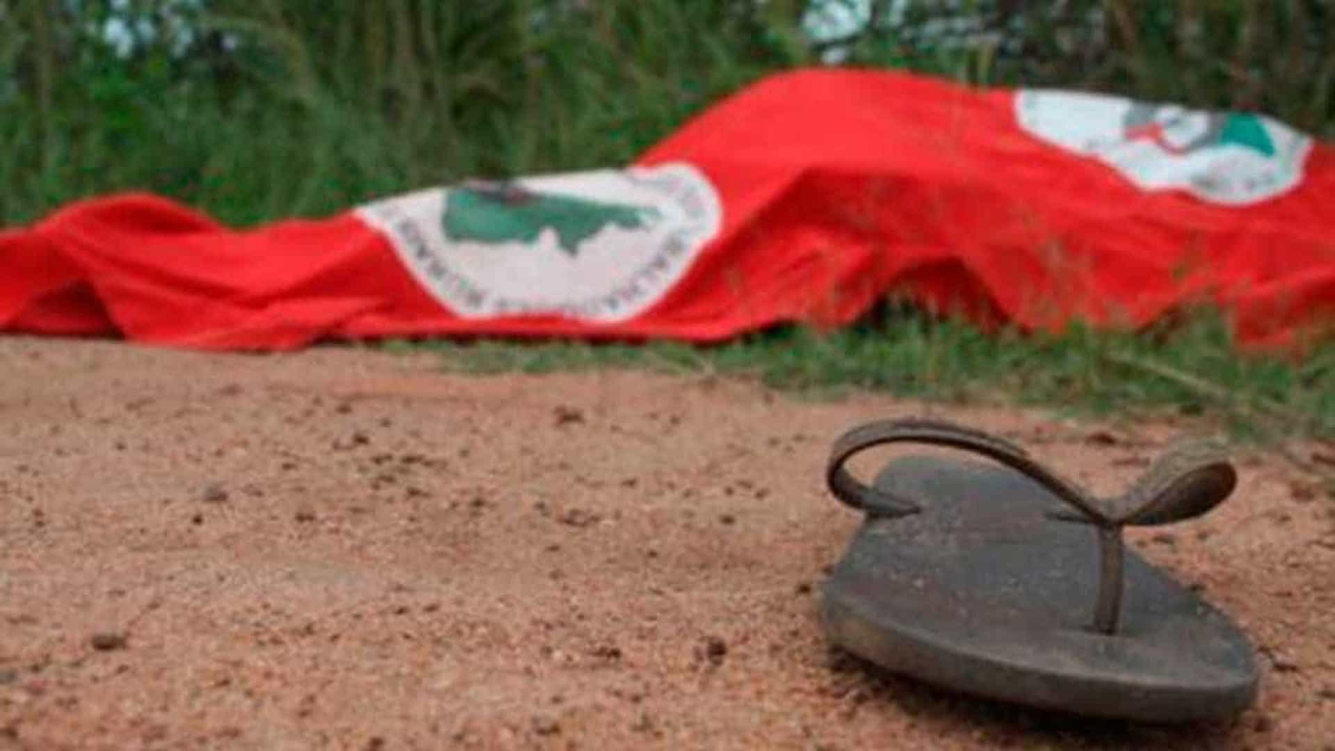 Líder sem-terra é assassinado no sul do Pará