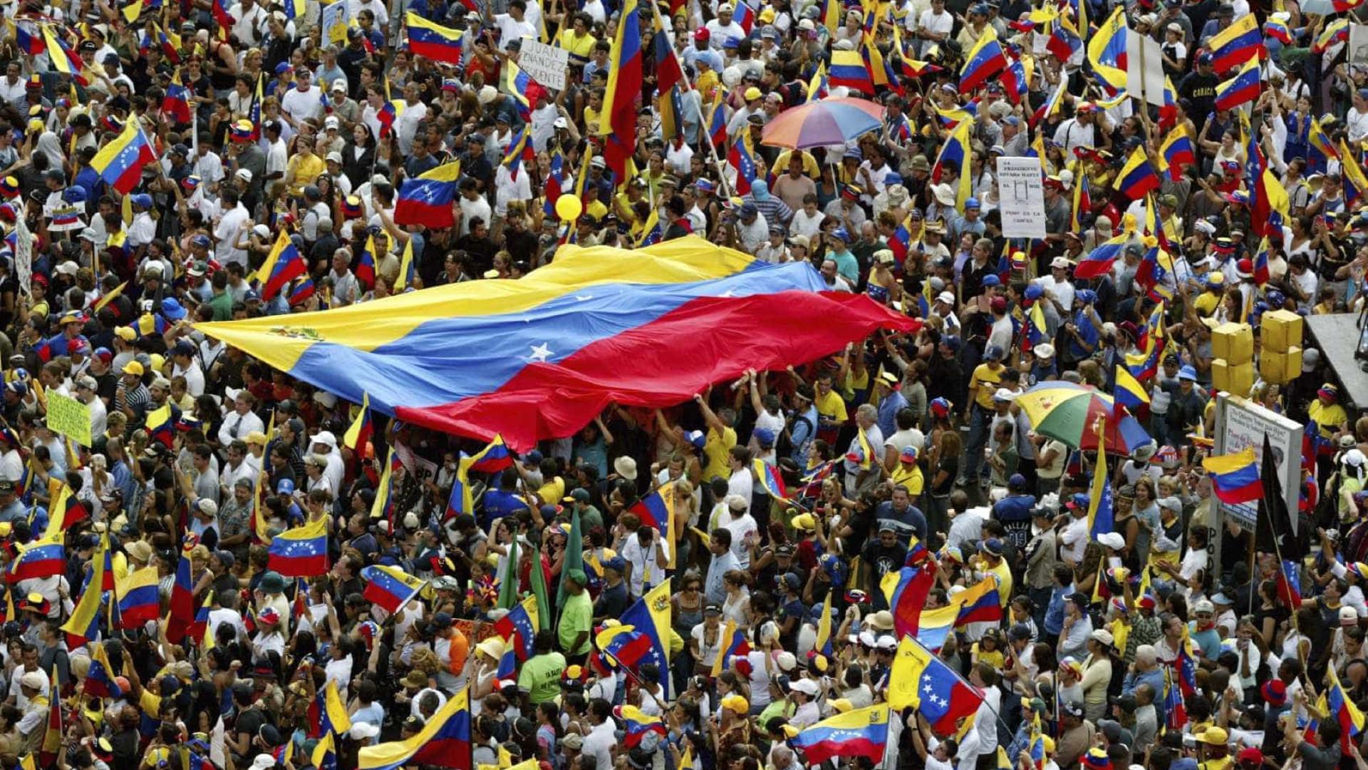 Venezuela detectou 54 aeronaves norte-americanas nos últimos 30 dias