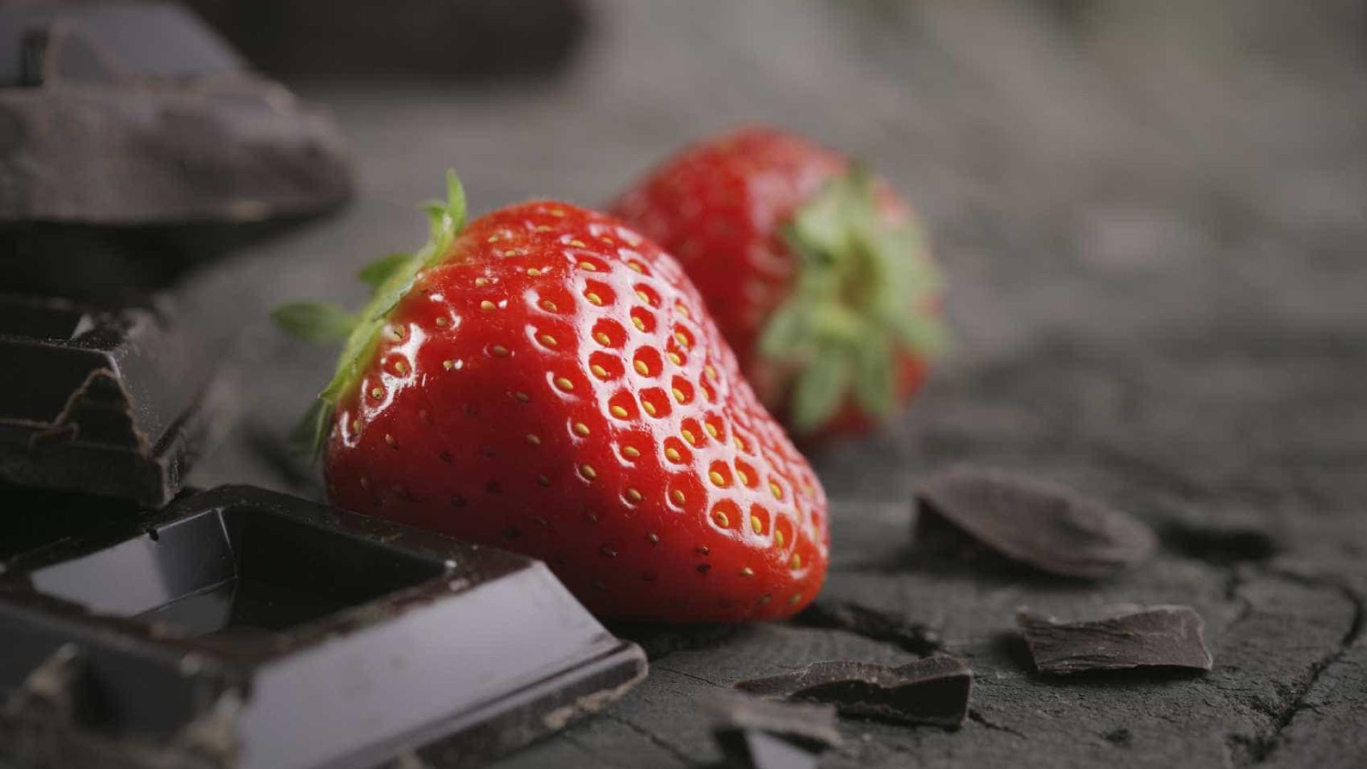 Como incluir o delicioso chocolate preto numa dieta saudável