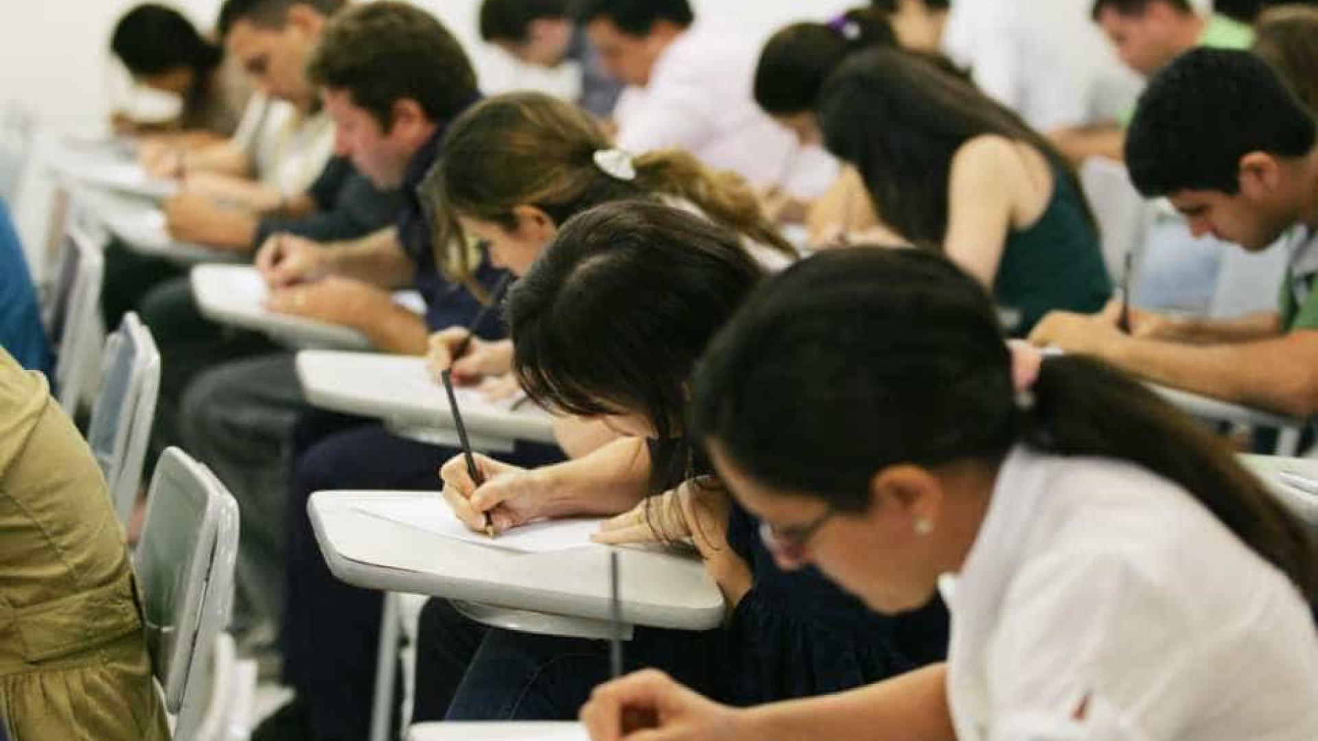 Provas do Enade são marcadas para 24 de novembro