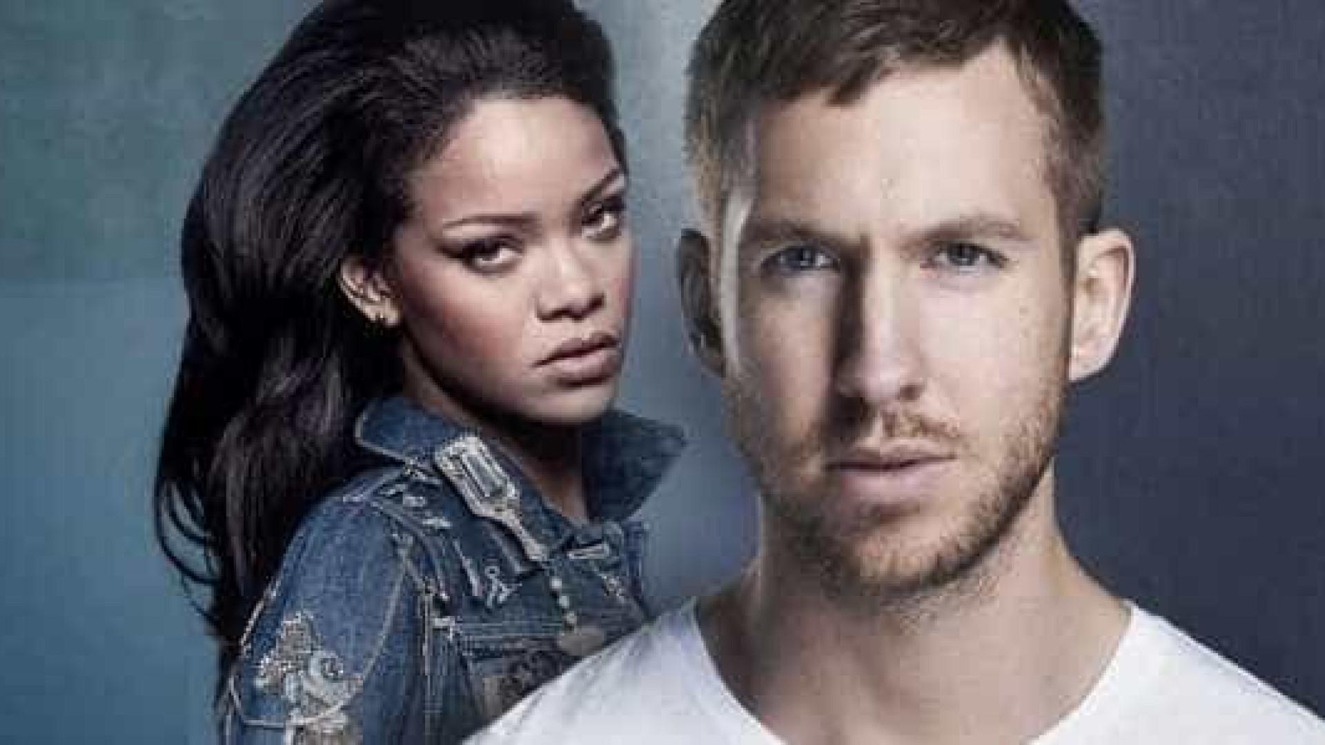 Calvin Harris e Rihanna lançam 'This Is What You Came For'; ouça!