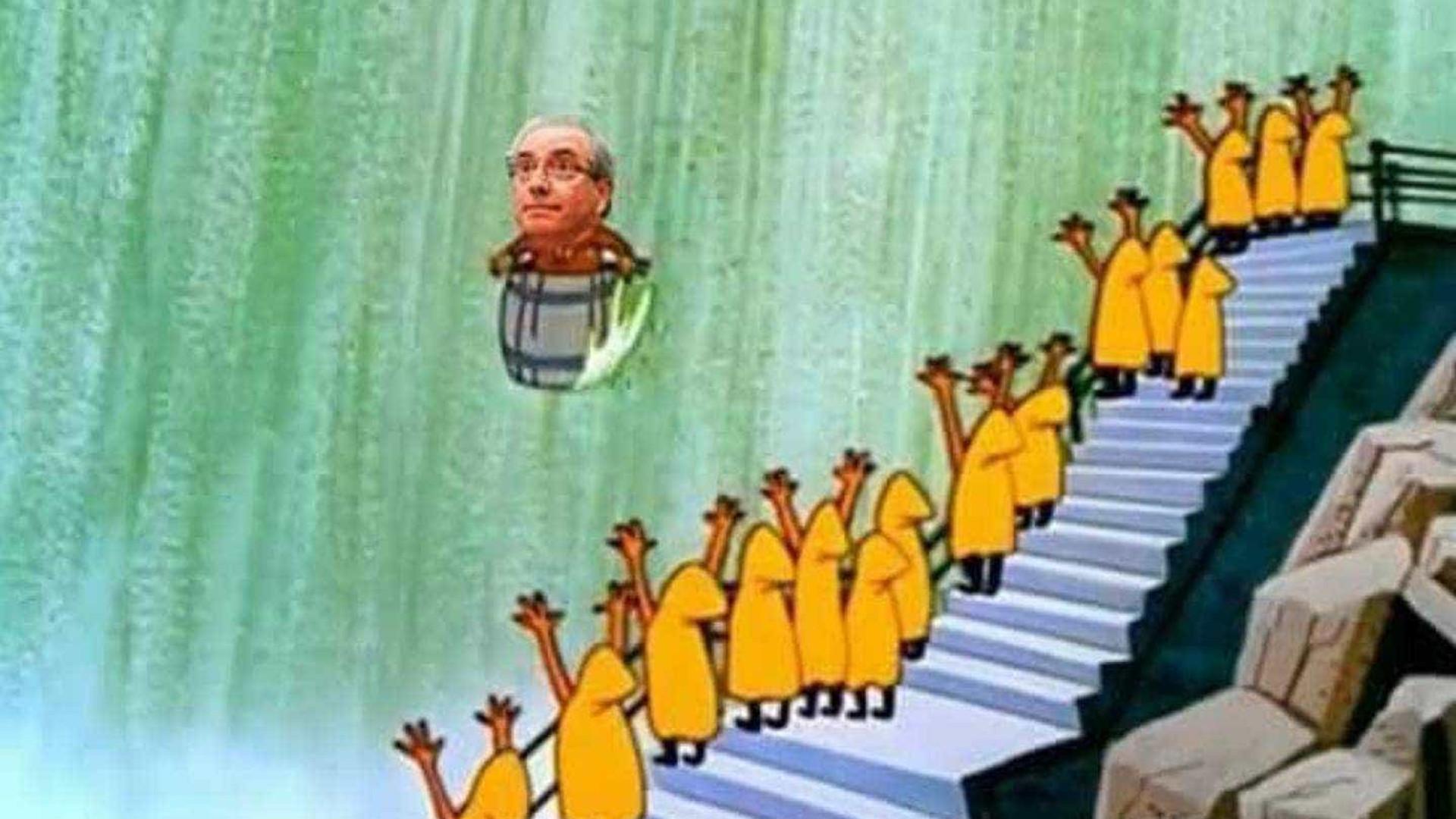 Veja os memes sobre sobre o afastamento de Eduardo Cunha