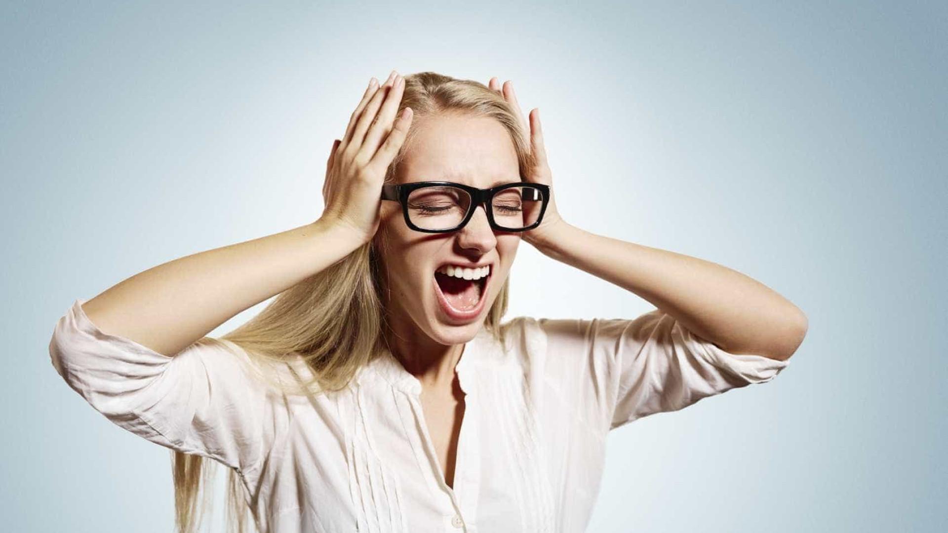 Conheça os 5 principais sintomas de estresse  e descubra como aliviá-los