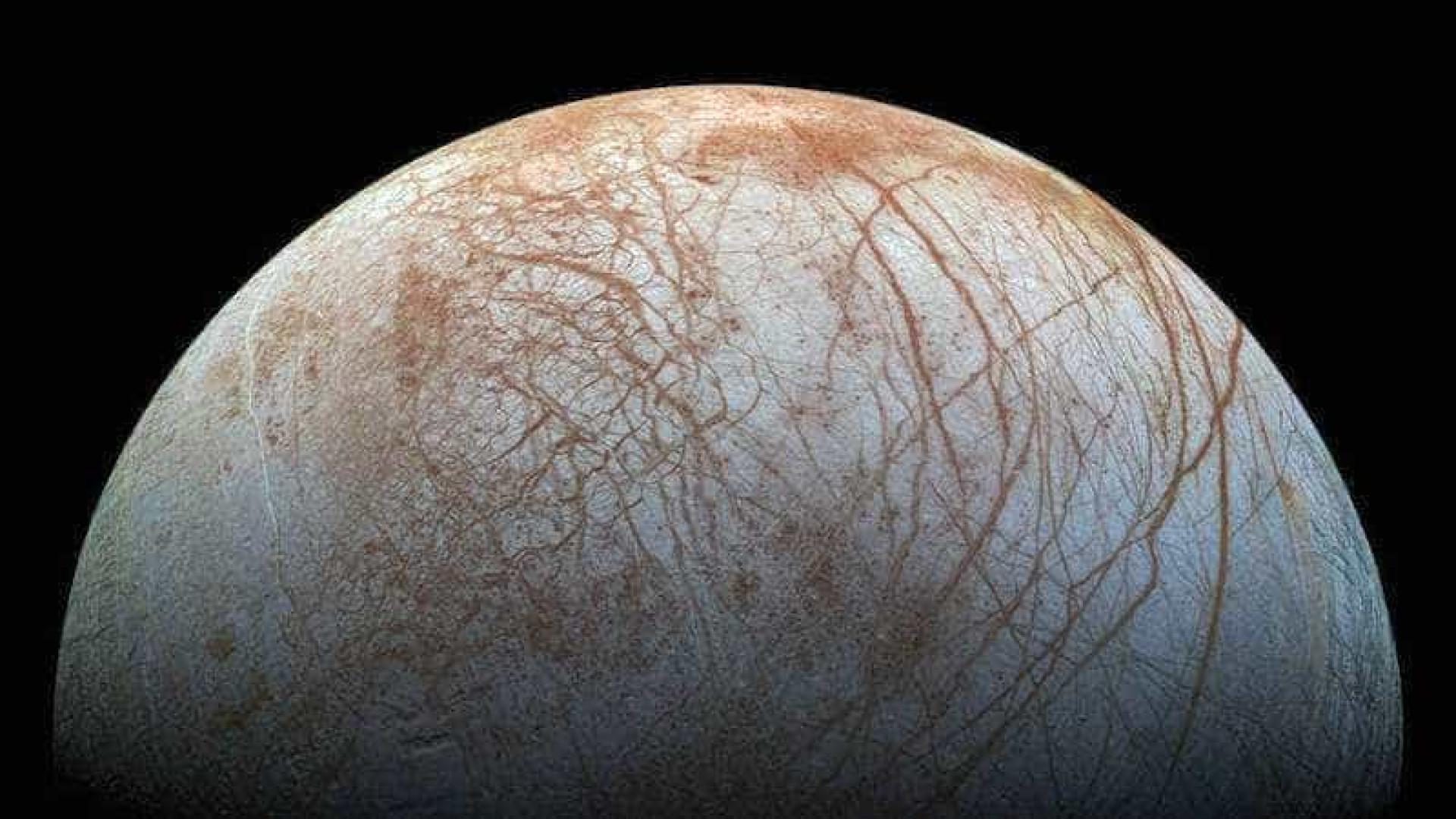 NASA confirma planos para explorar lua de Júpiter
