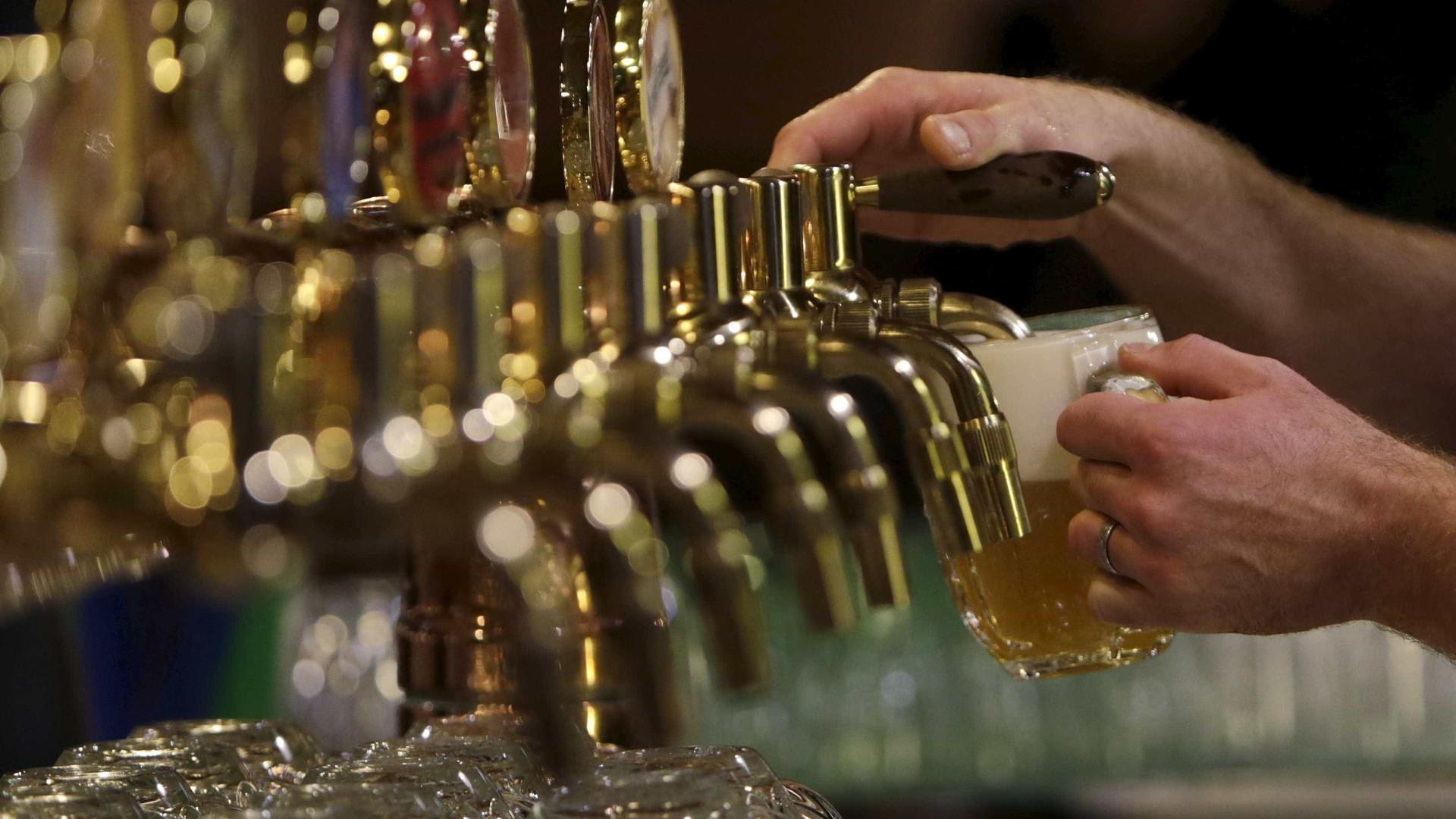 Venda de bebidas alcoólicas cai 52% entre 15 e 31 de março