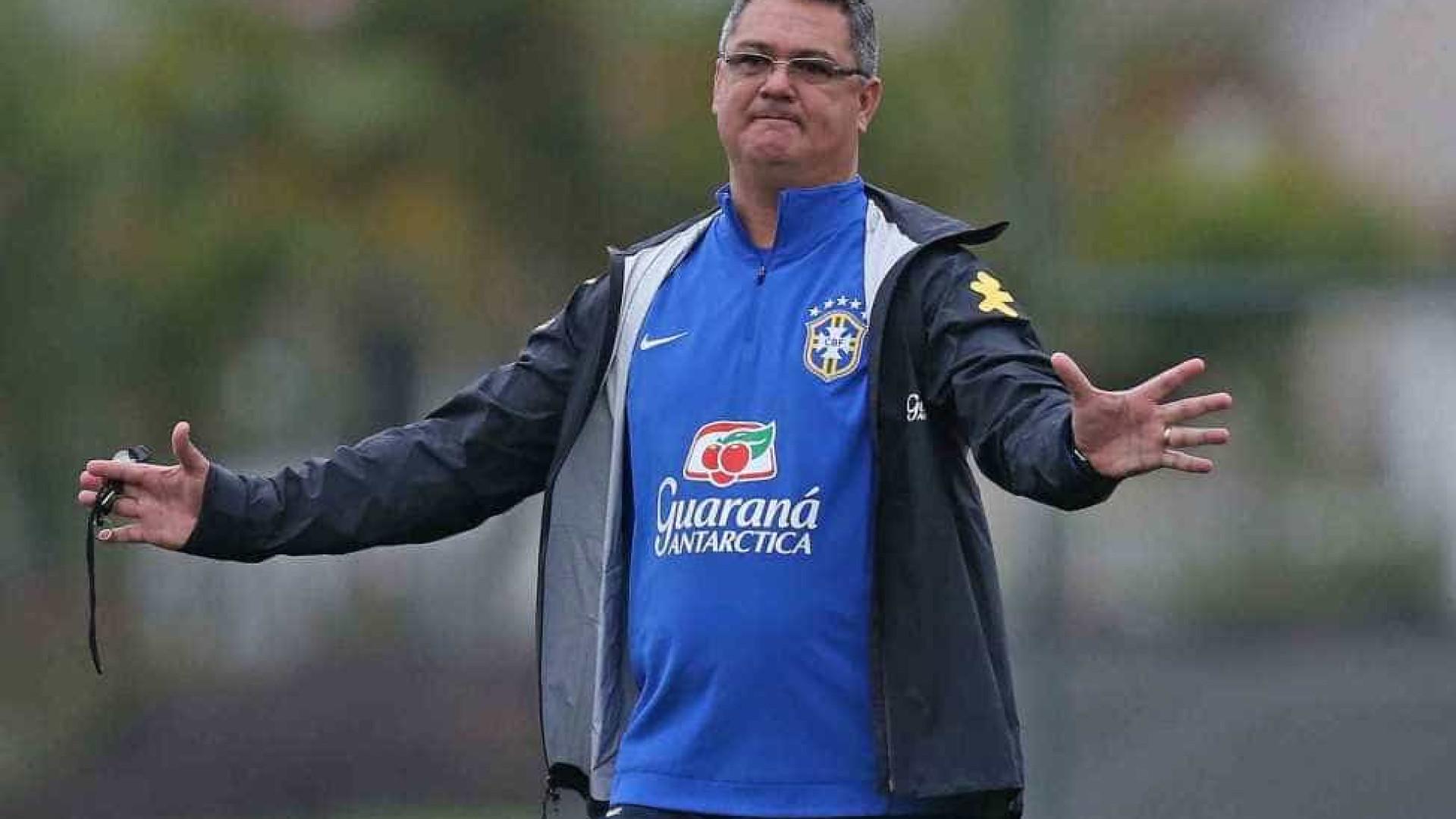 Exigente e ousado, Rogério Micale comanda seleção na Rio-2016