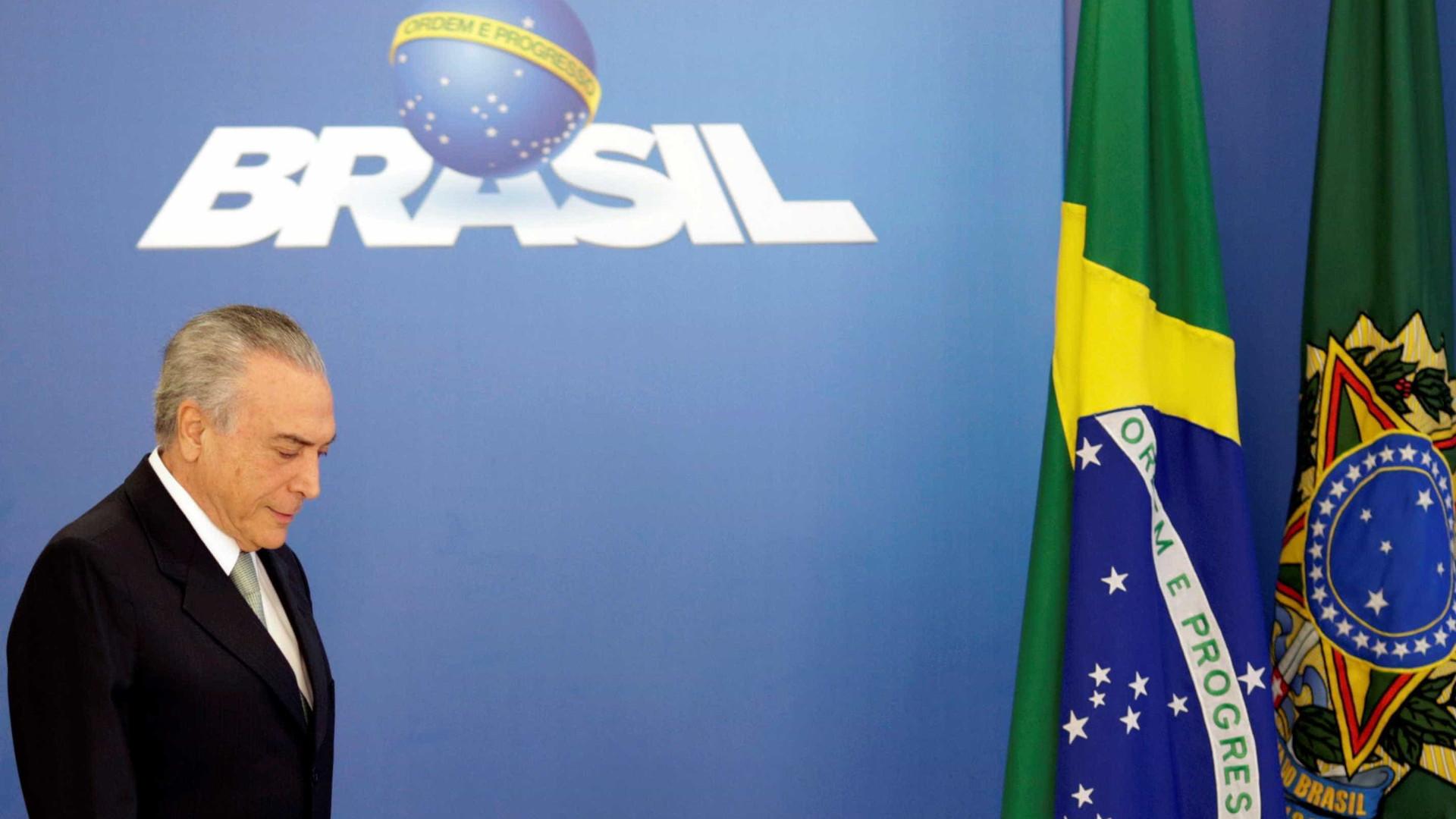 Governo se apressa para separar  contas da chapa Dilma-Temer
