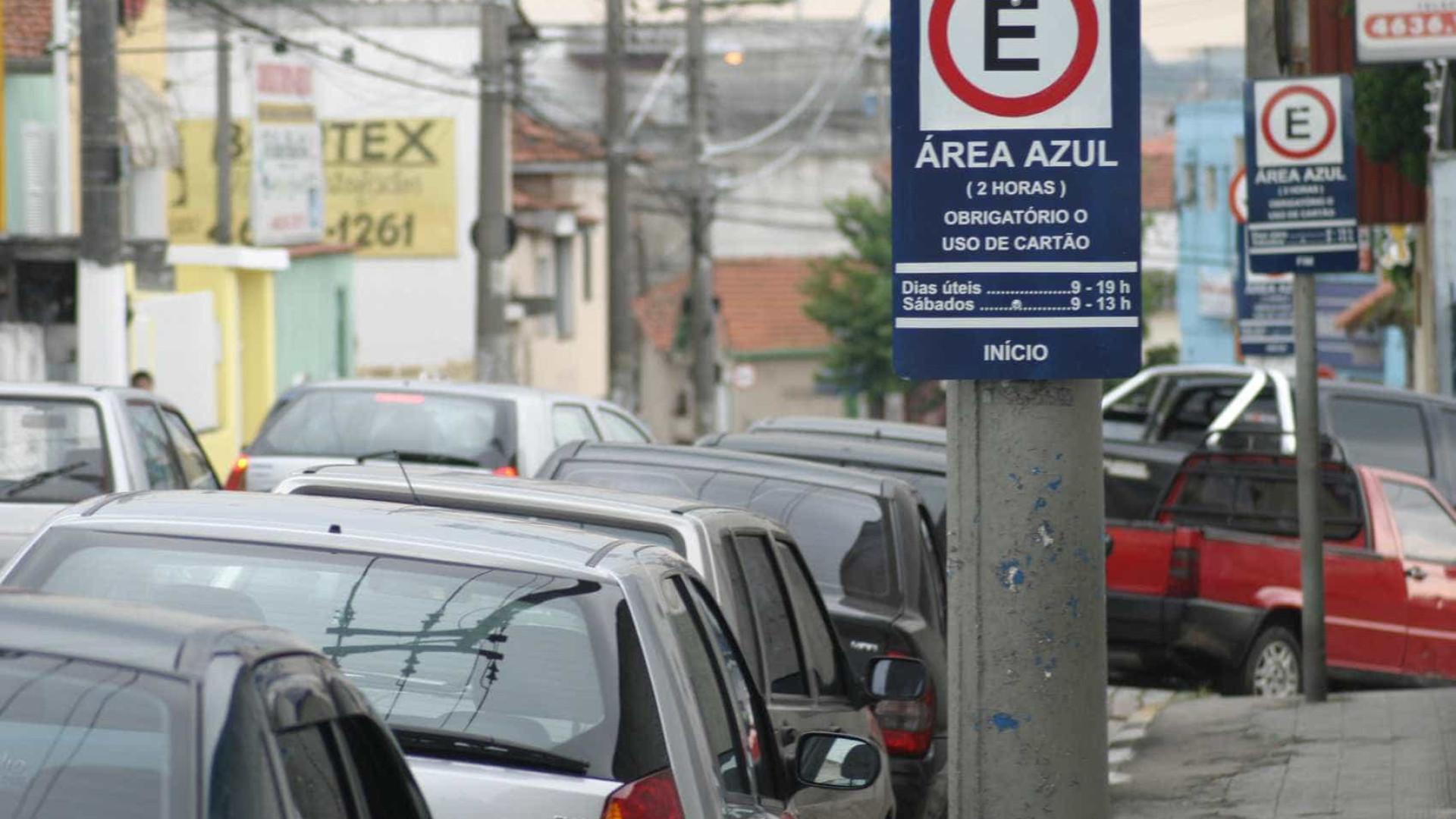 Prefeitura prorroga prazo para propostas para concessão do Zona Azul