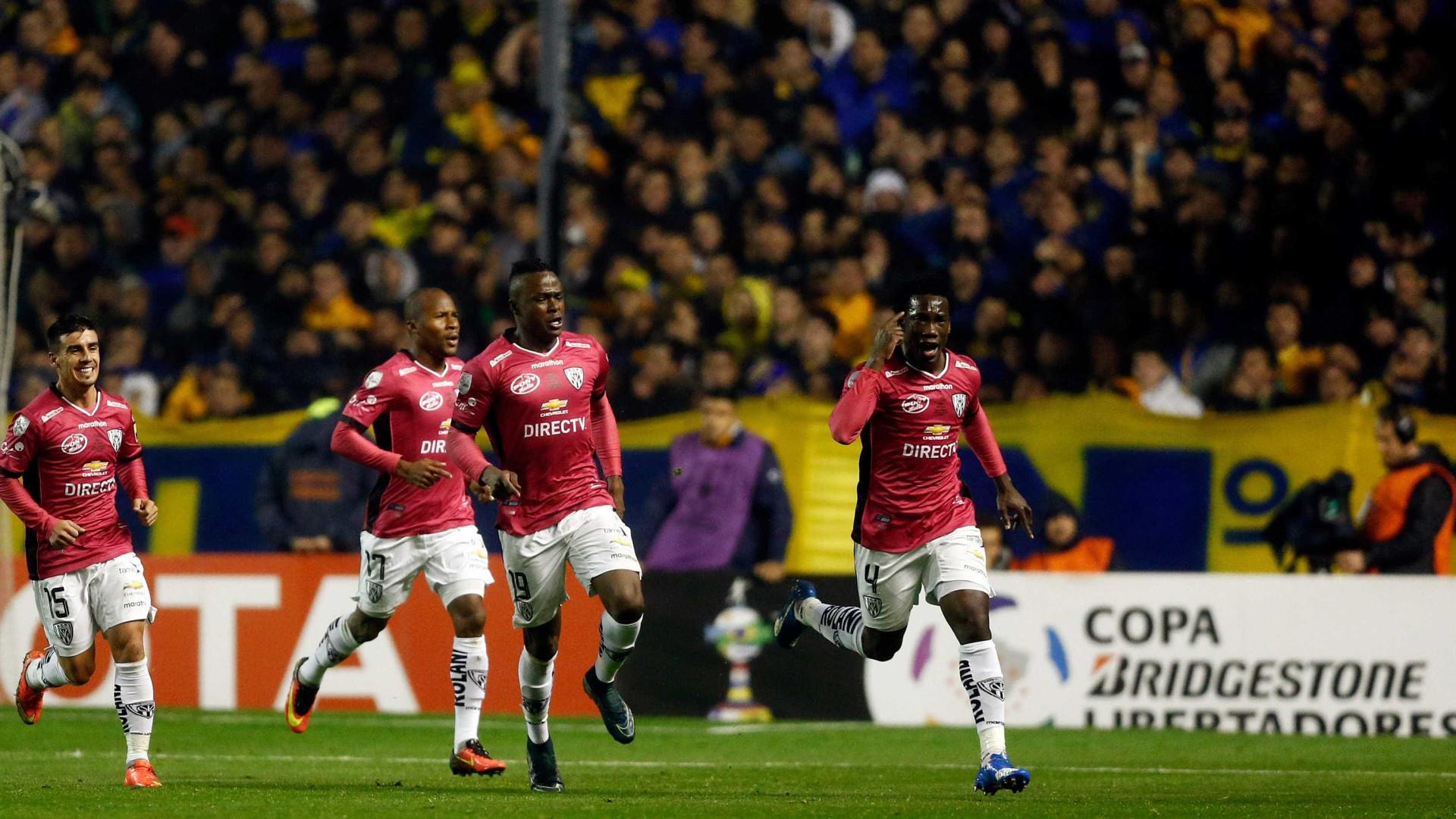 Apostando na base, time  passou de amador a finalista da Libertadores