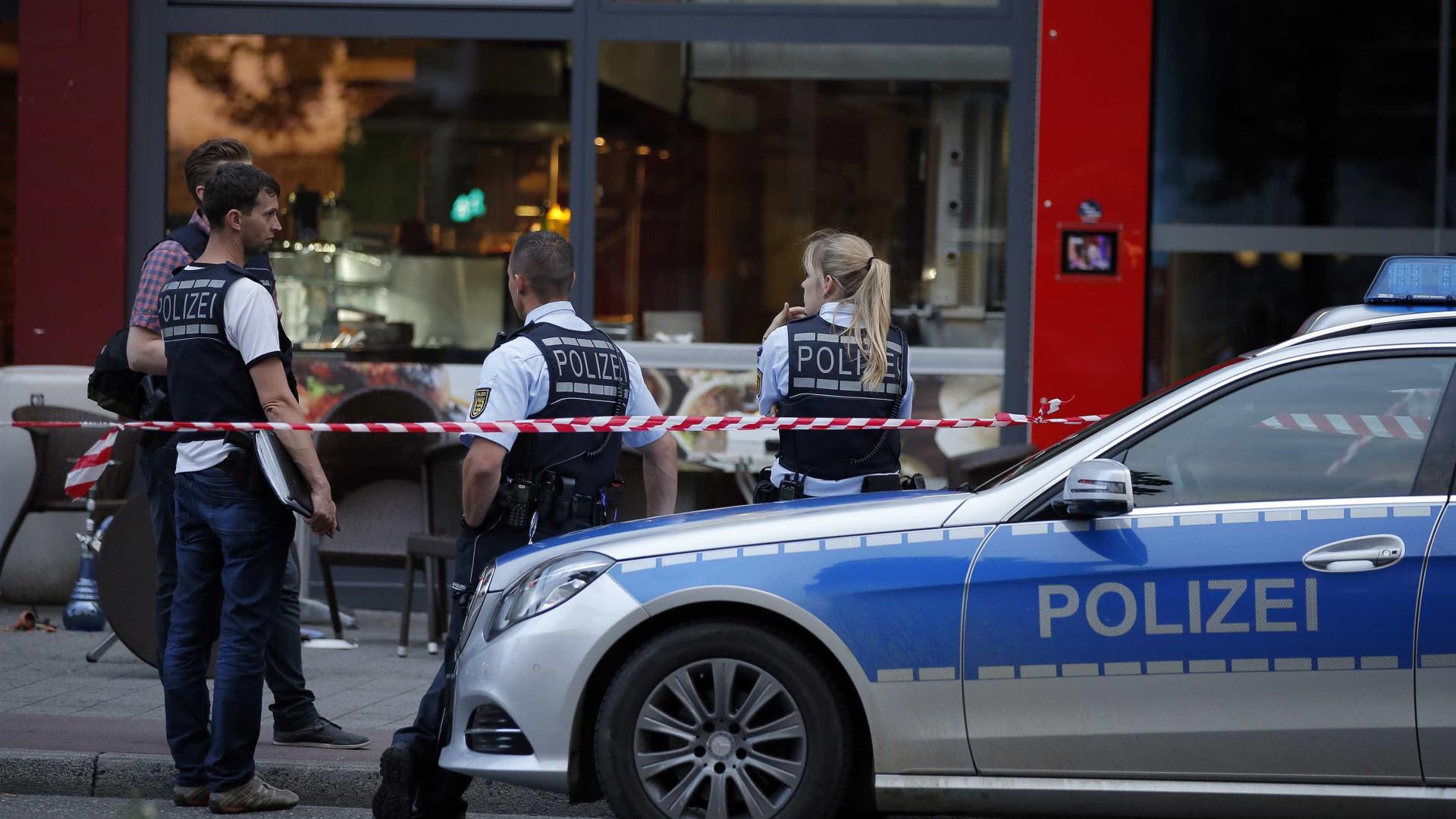 Tiroteio em Berlim fez um morto e quatro feridos