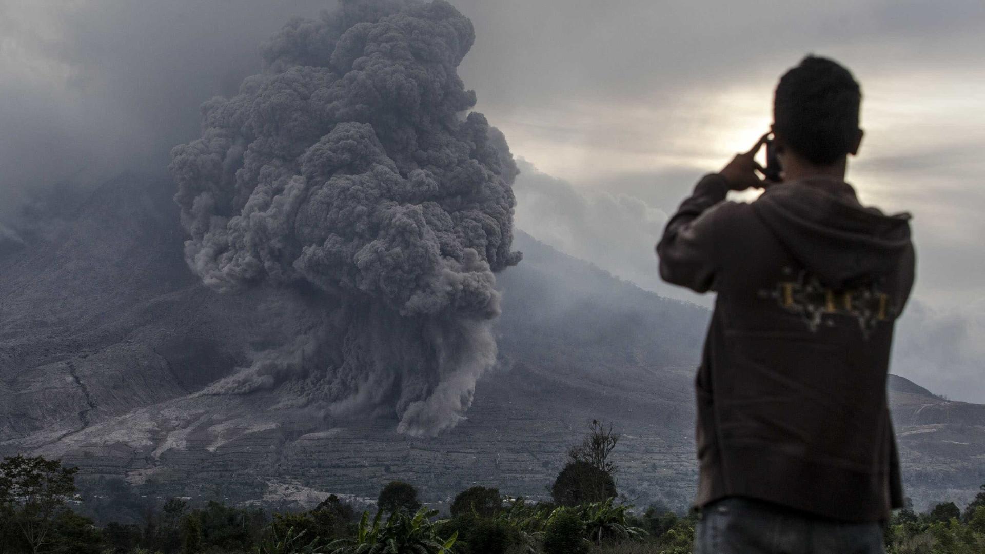 Cientistas anunciam novo sistema que prevê erupções vulcânicas
