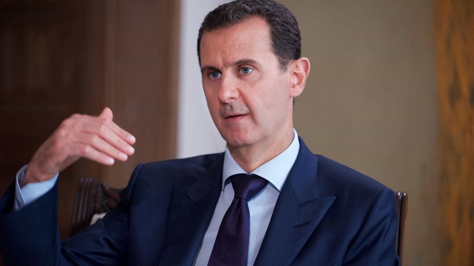 Assad: 'hora do Ocidente reconhecer que perdeu controle na Síria'