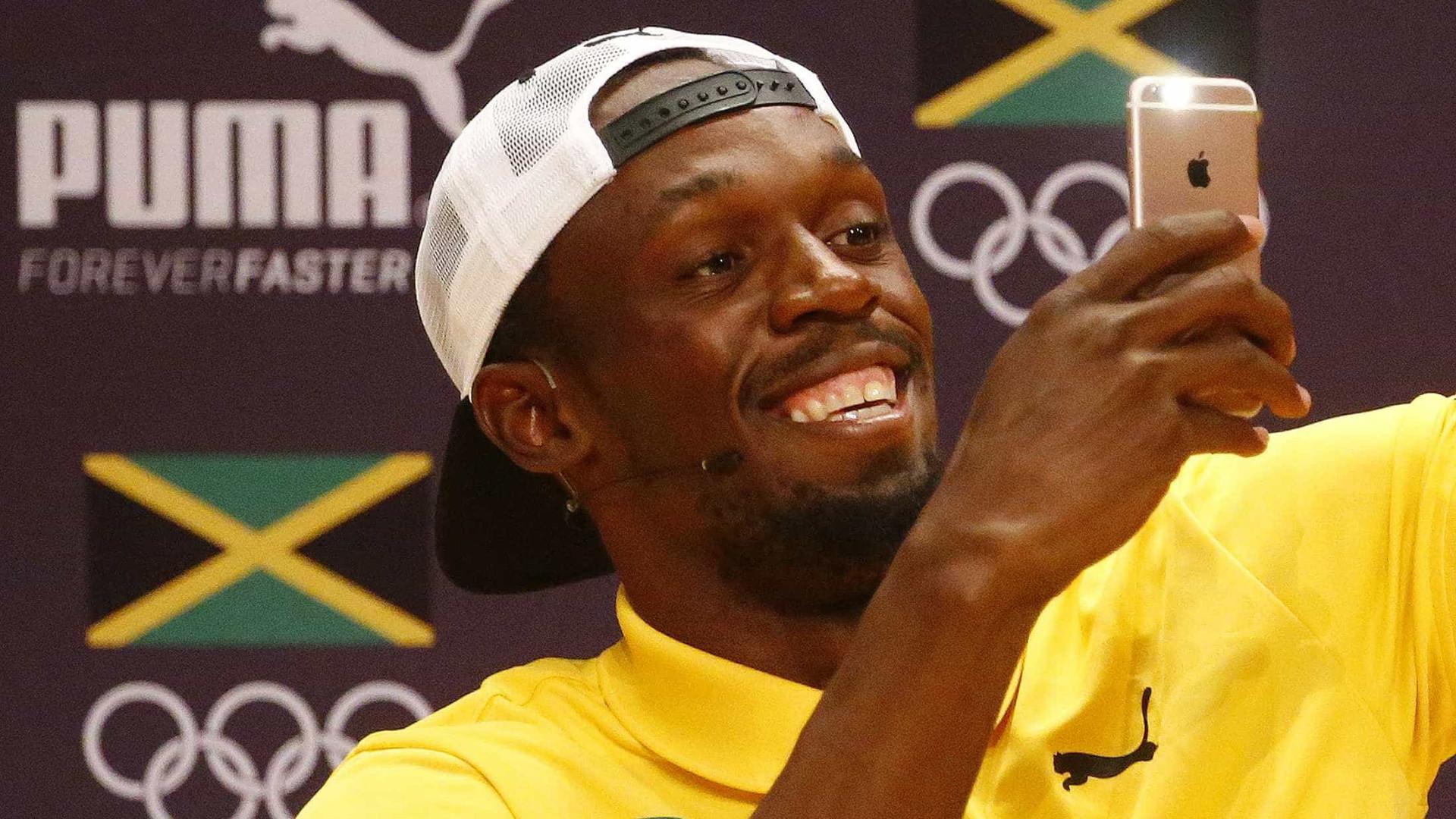 Bolt está em quarentena à espera do resultado de teste de covid-19