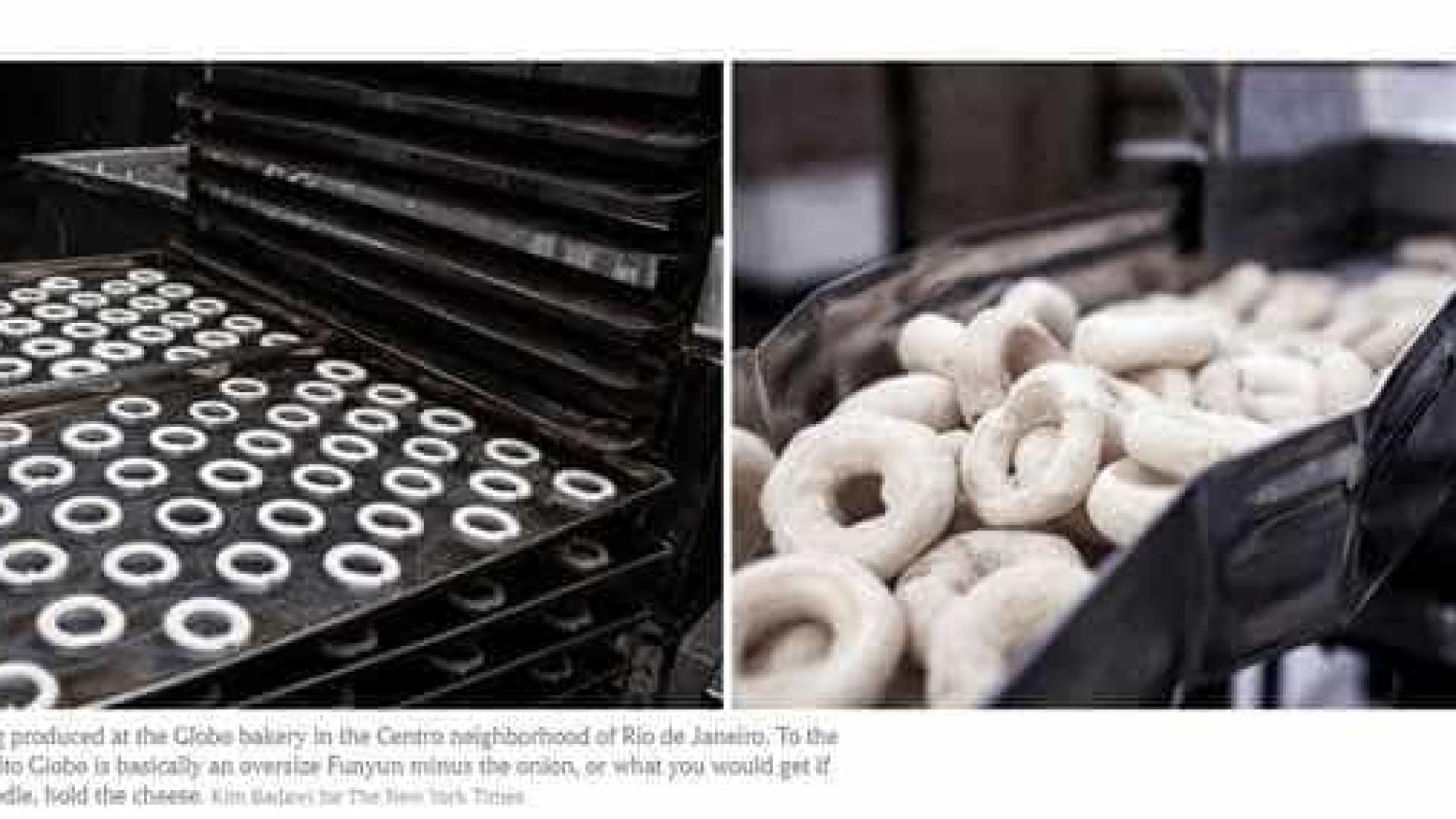 NYT detona biscoito Globo: 'sem gosto, assim como a culinária carioca'