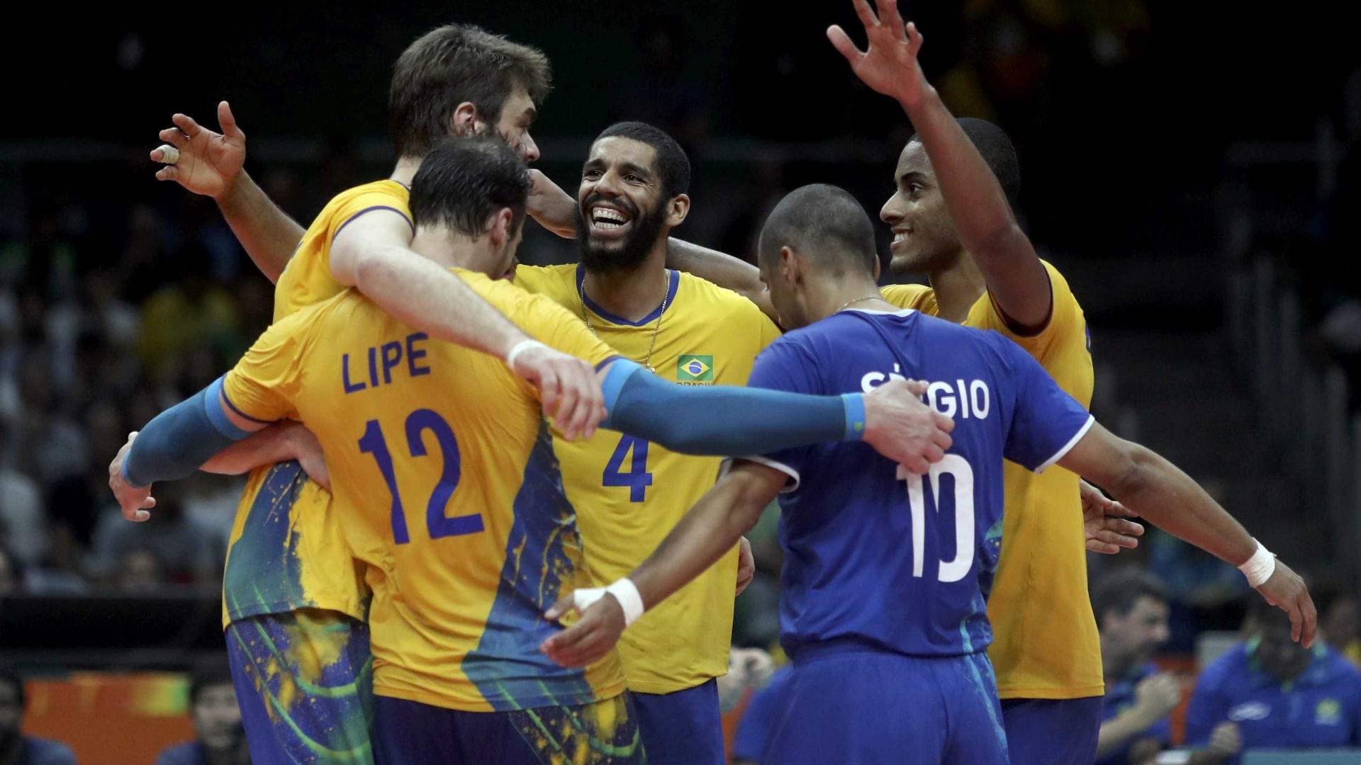 Brasil reage, bate França e conquista 2ª vitória no Mundial