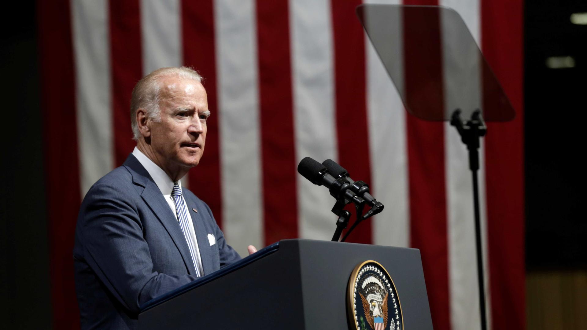 Biden se arrepende por não  ter se candidatado à presidência