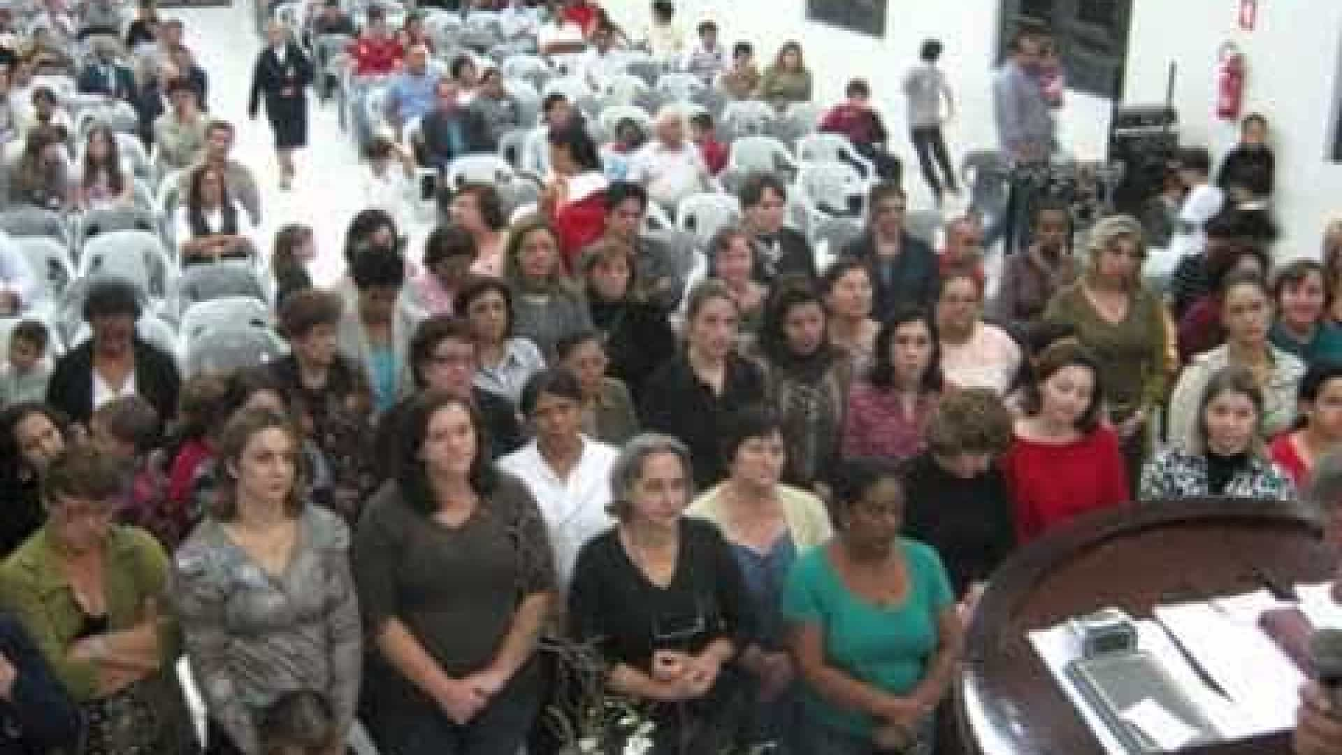 Mulher morre após levar choque em culto evangélico em SP