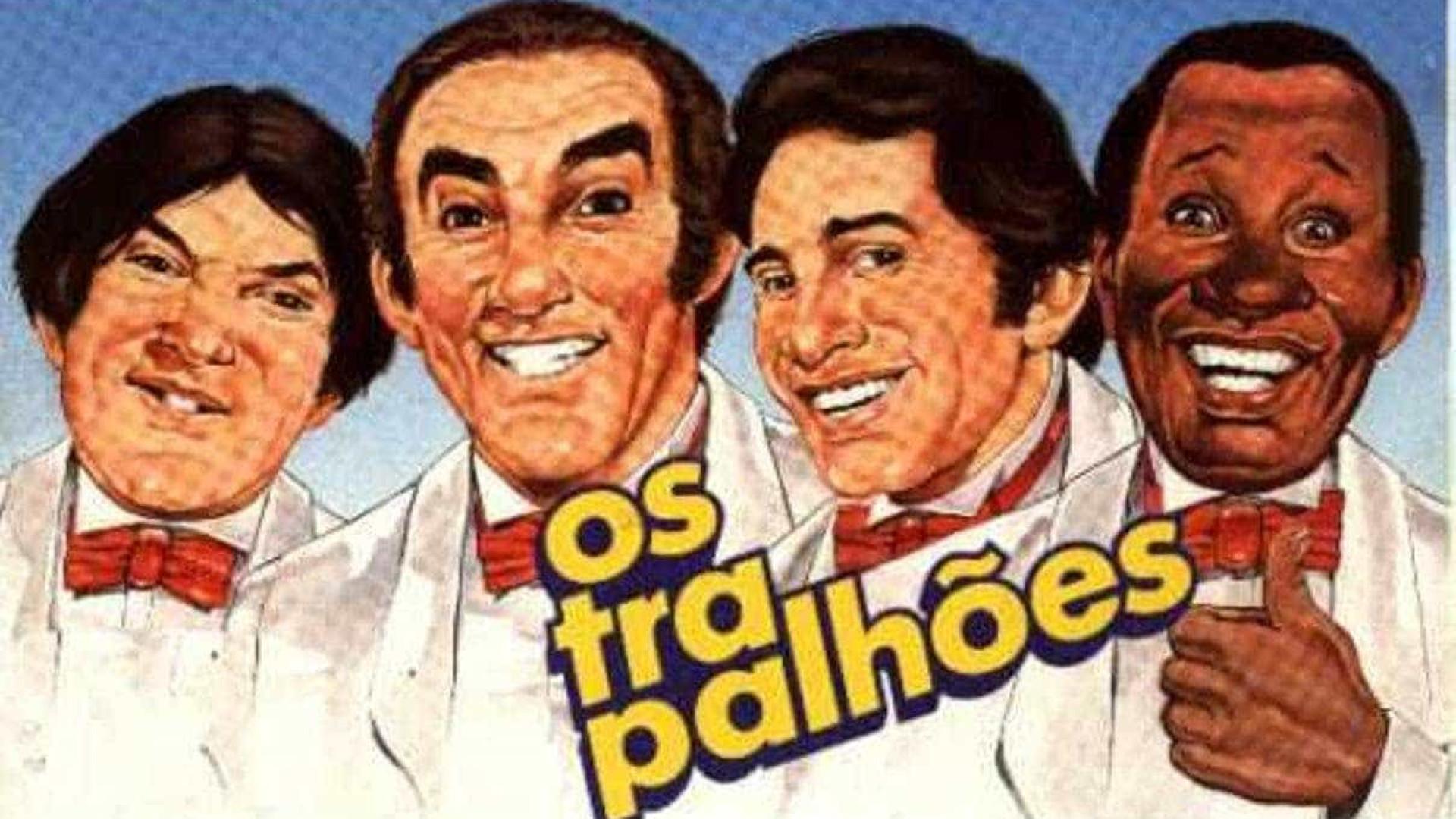 """Renato Aragão e Dedé Santana criam Instagram para """"Os Trapalhões"""""""