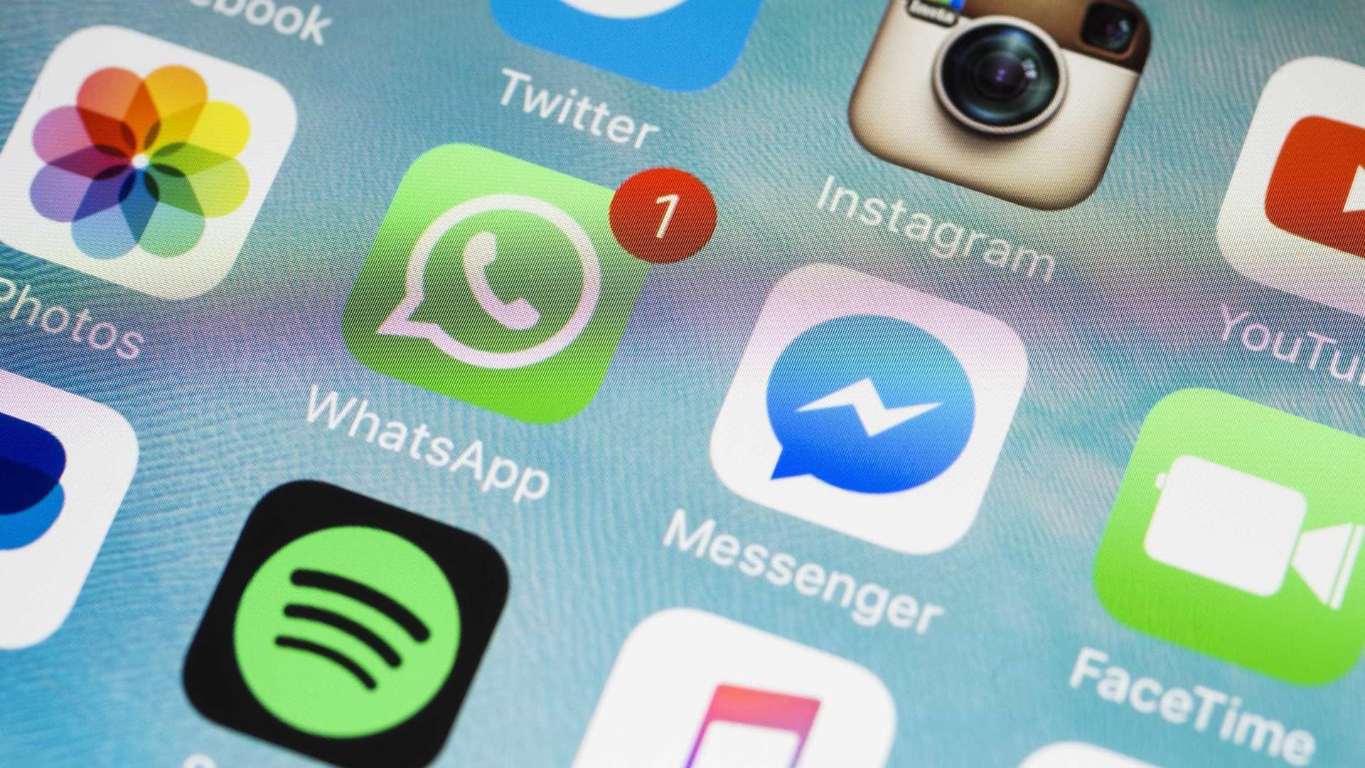 Facebook testa fusão entre Messenger e WhatsApp