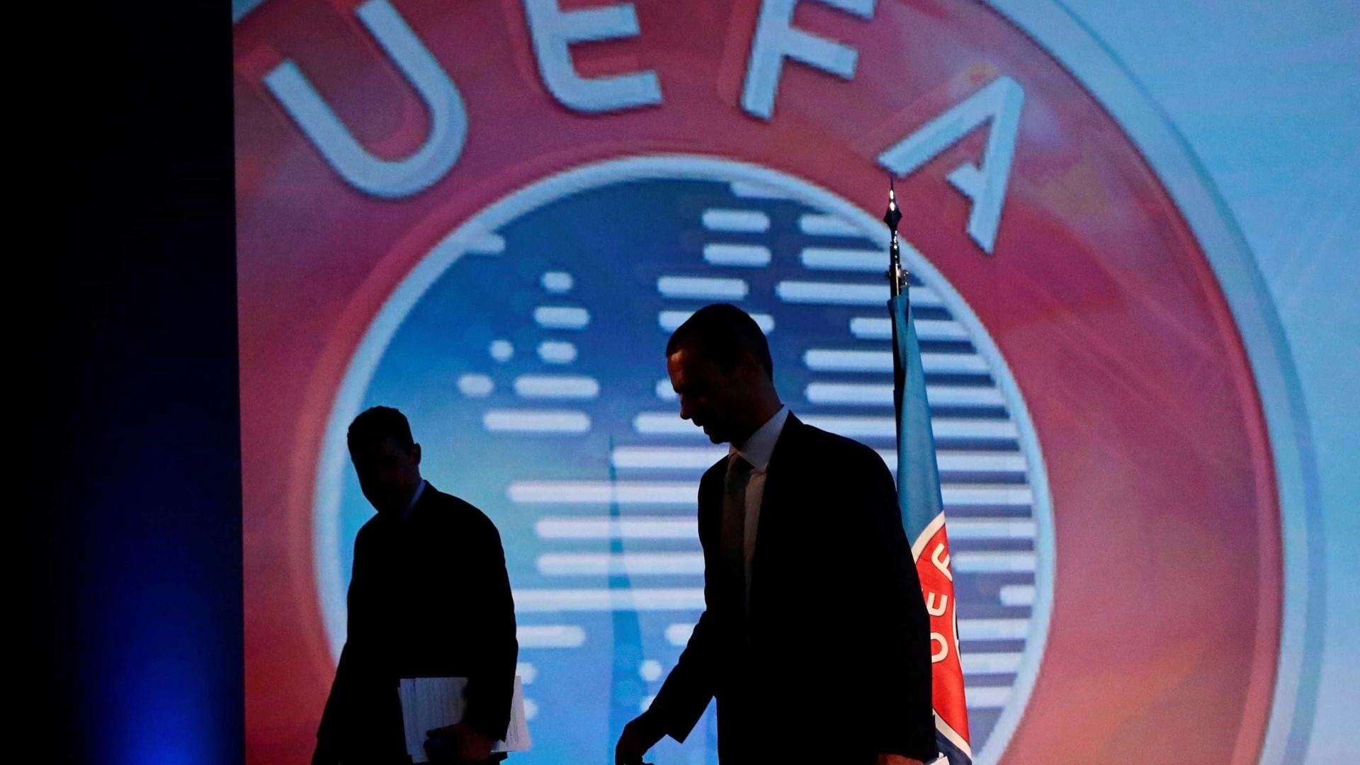 Uefa tira final da Liga dos Campeões de Istambul e leva para a Cidade do Porto