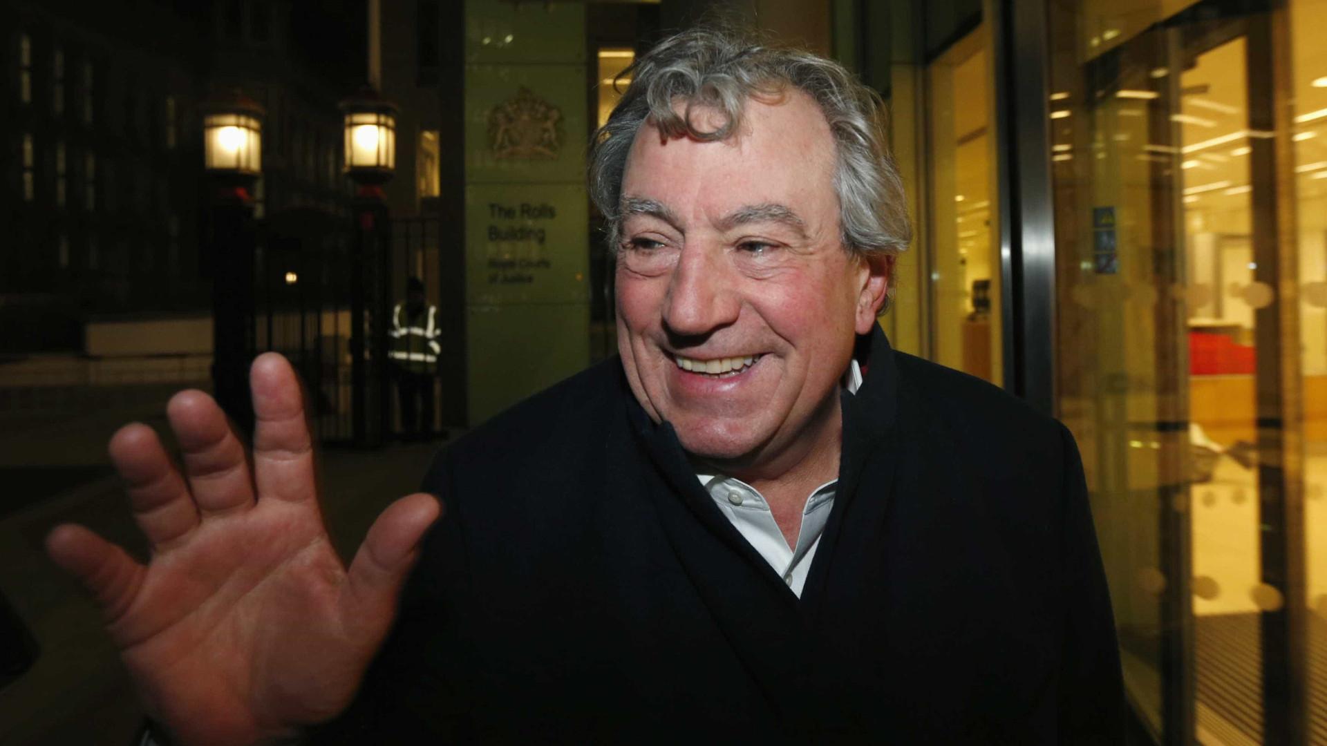 Ator e diretor Terry Jones morre, aos 77 anos, em Londres