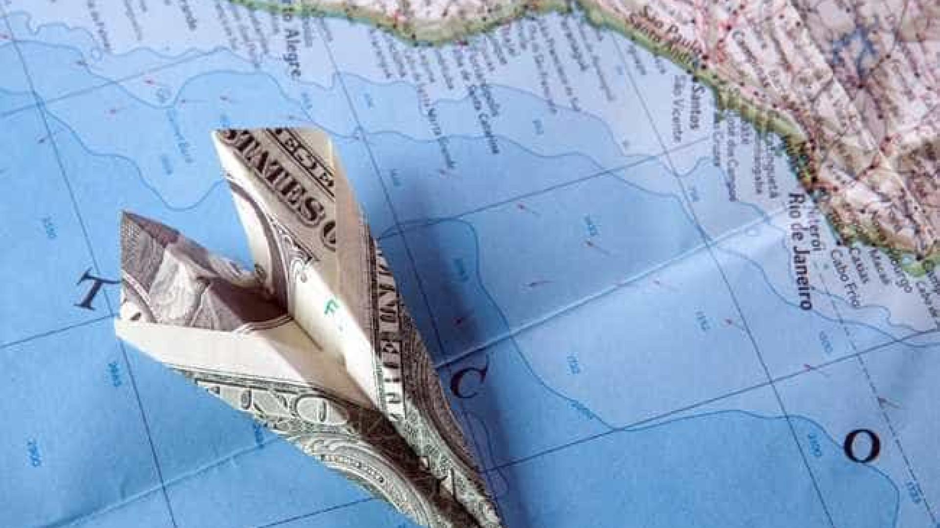 Brasileiro gasta quase 62% a mais  em viagem ao exterior em fevereiro